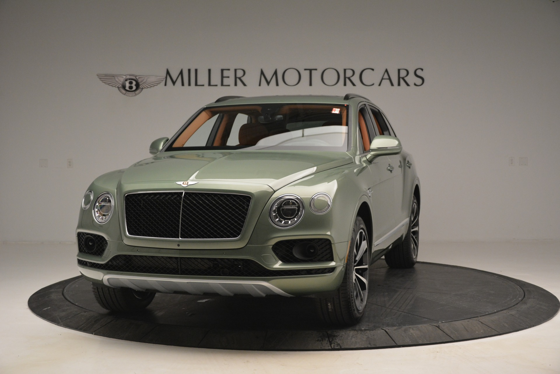 New 2019 Bentley Bentayga V8 For Sale In Greenwich, CT 2644_main