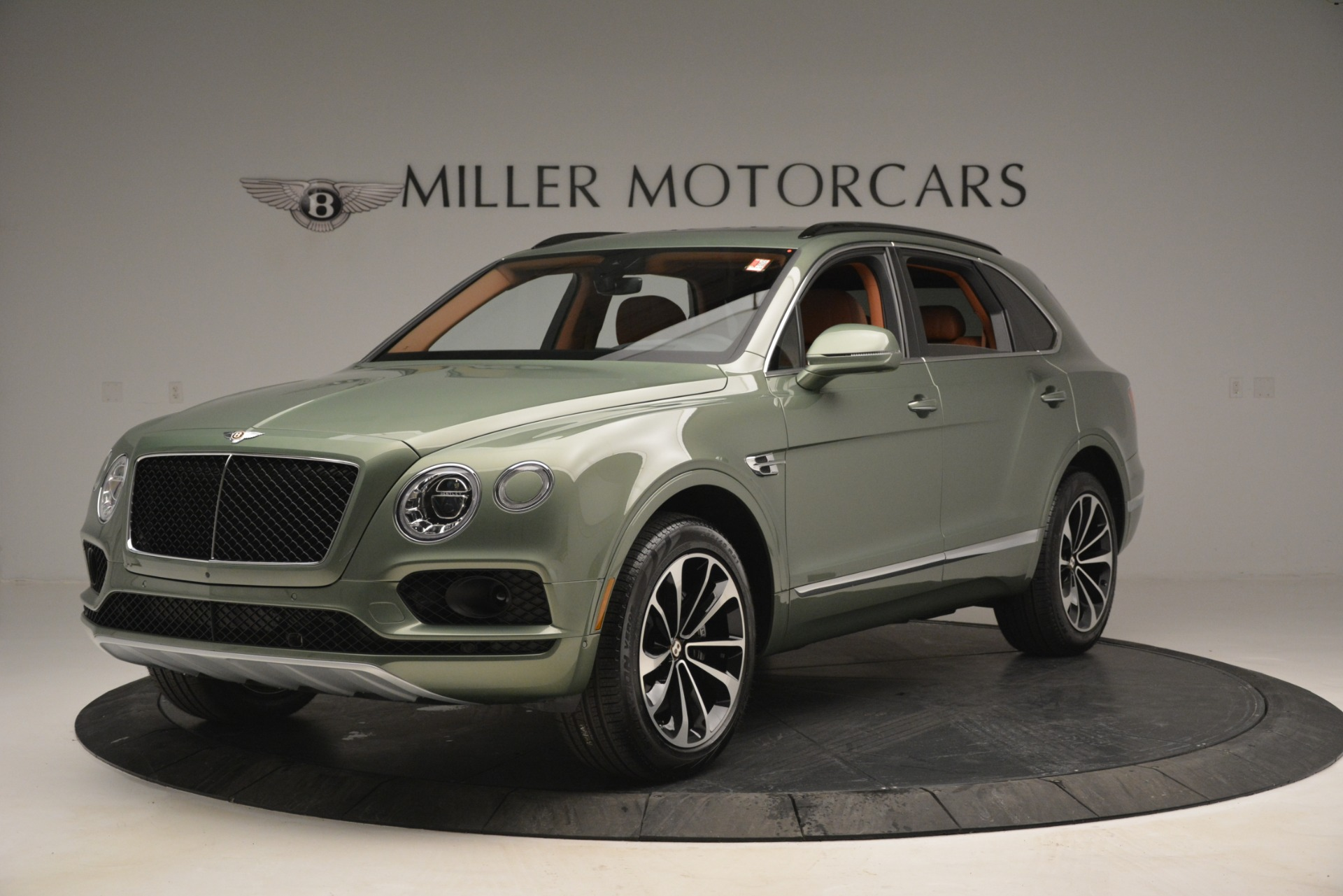 New 2019 Bentley Bentayga V8 For Sale In Greenwich, CT 2644_p2
