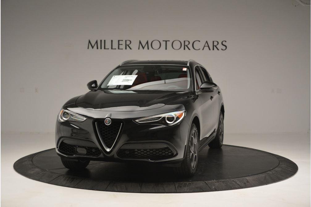 New 2019 Alfa Romeo Stelvio Q4 For Sale In Greenwich, CT 2650_main