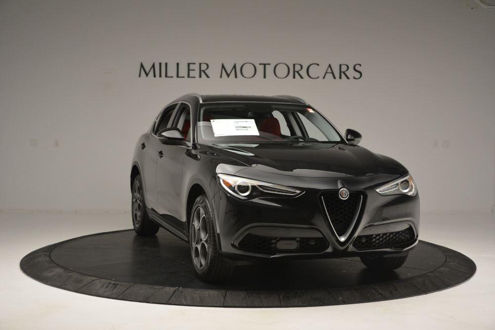 New 2019 Alfa Romeo Stelvio Q4 For Sale In Greenwich, CT 2650_p11