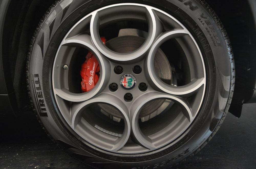 New 2019 Alfa Romeo Stelvio Q4 For Sale In Greenwich, CT 2650_p25