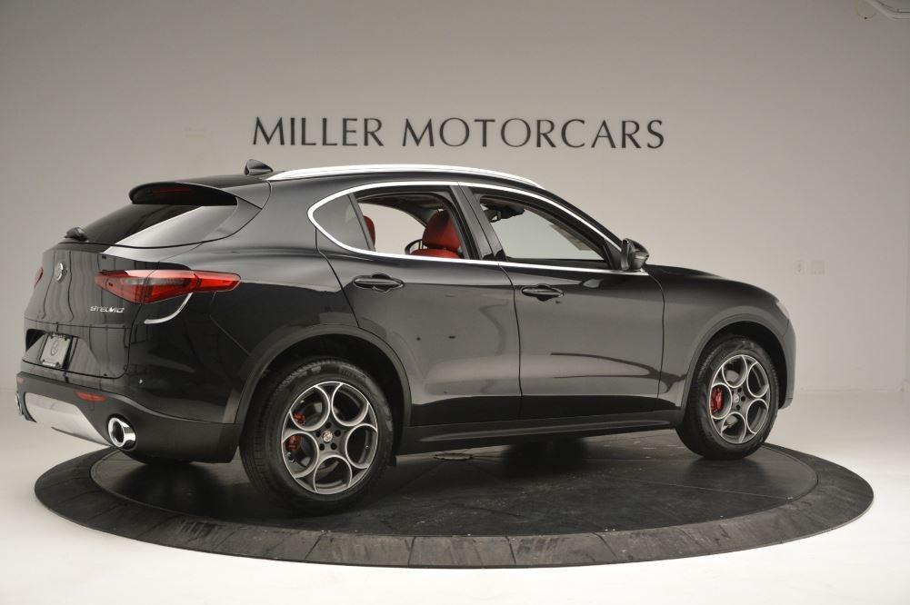 New 2019 Alfa Romeo Stelvio Q4 For Sale In Greenwich, CT 2650_p8