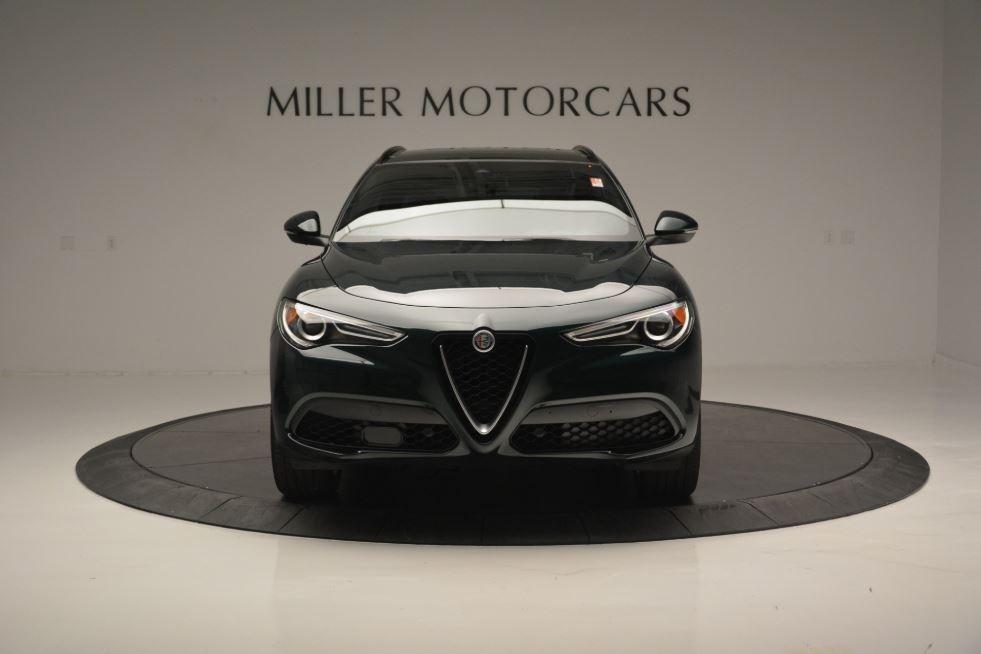 New 2019 Alfa Romeo Stelvio Ti Sport Q4 For Sale In Greenwich, CT 2651_p13