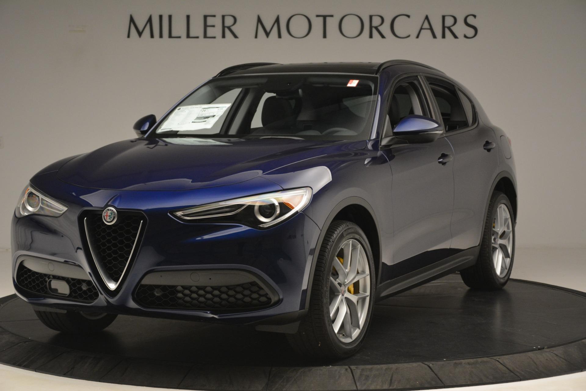 New 2019 Alfa Romeo Stelvio Q4 For Sale In Greenwich, CT 2652_main
