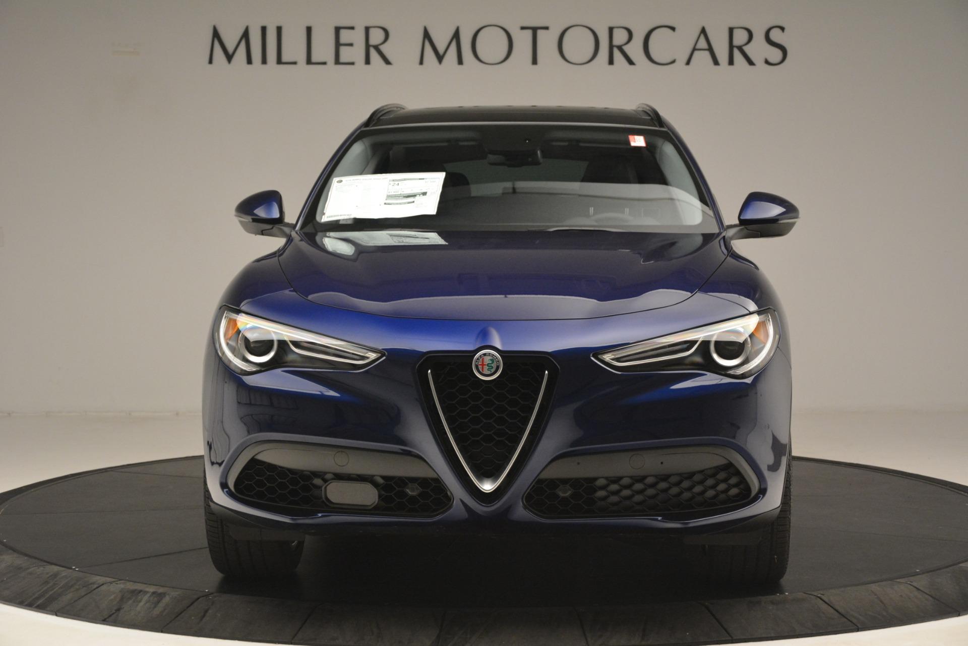New 2019 Alfa Romeo Stelvio Q4 For Sale In Greenwich, CT 2652_p12