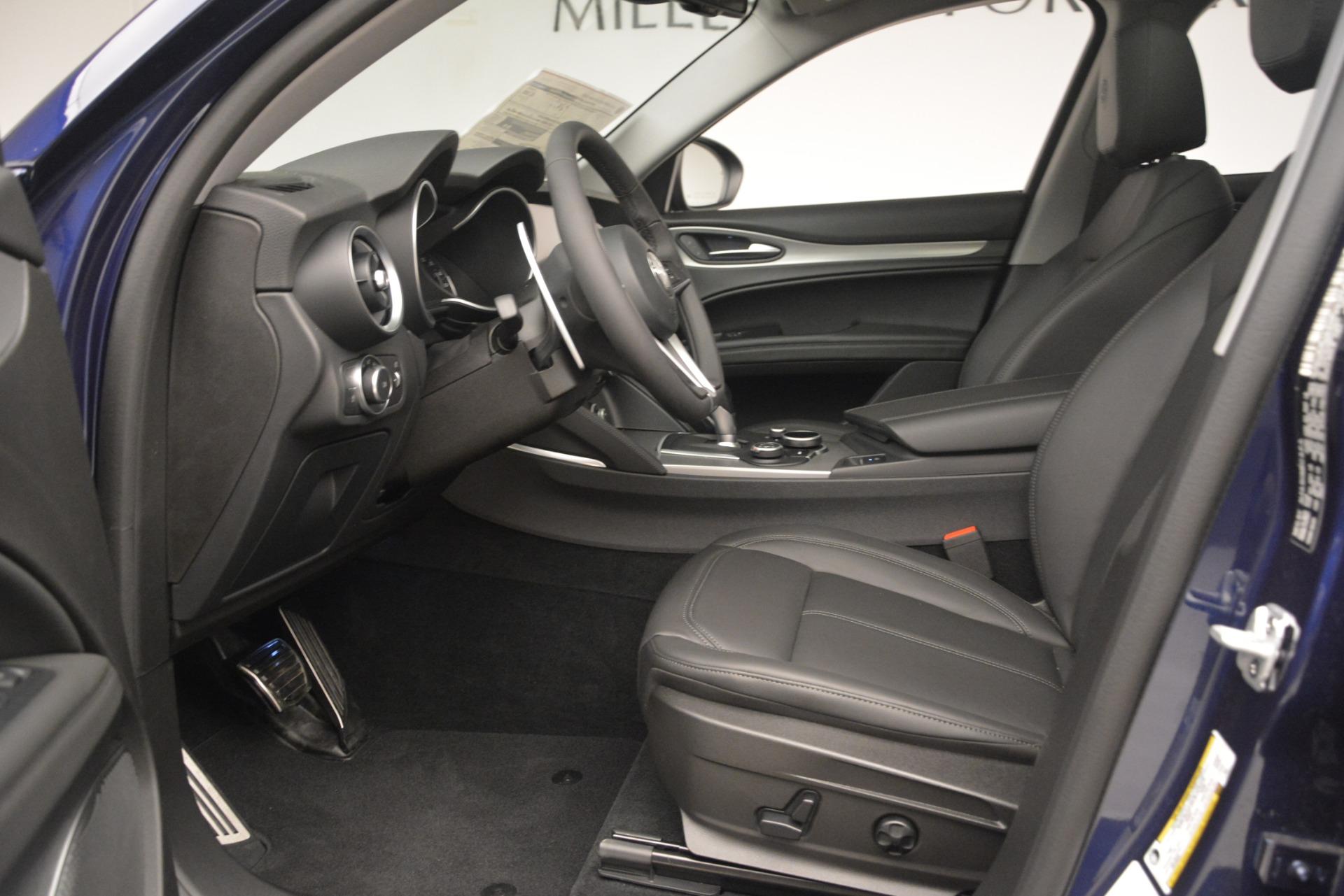 New 2019 Alfa Romeo Stelvio Q4 For Sale In Greenwich, CT 2652_p14