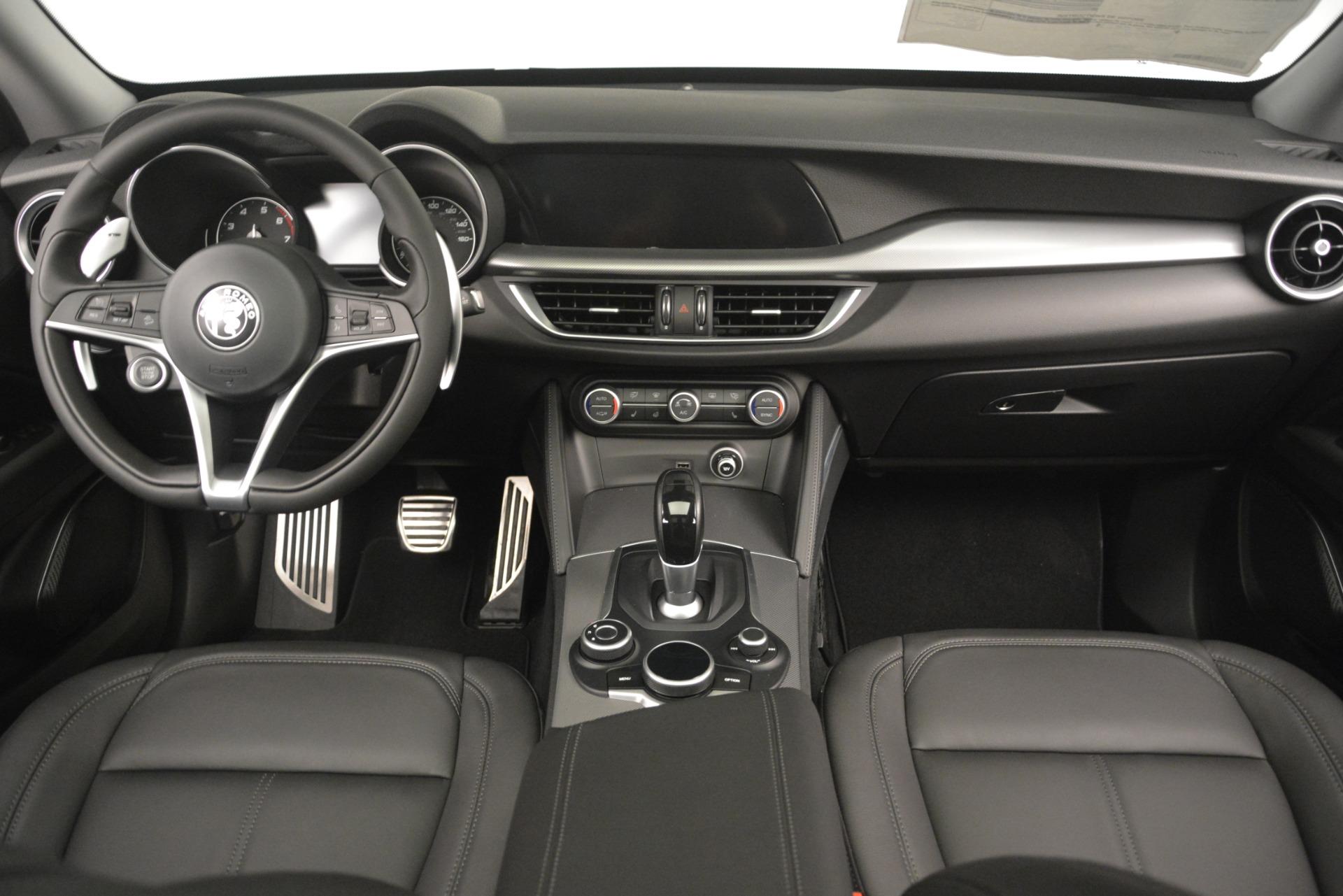New 2019 Alfa Romeo Stelvio Q4 For Sale In Greenwich, CT 2652_p16