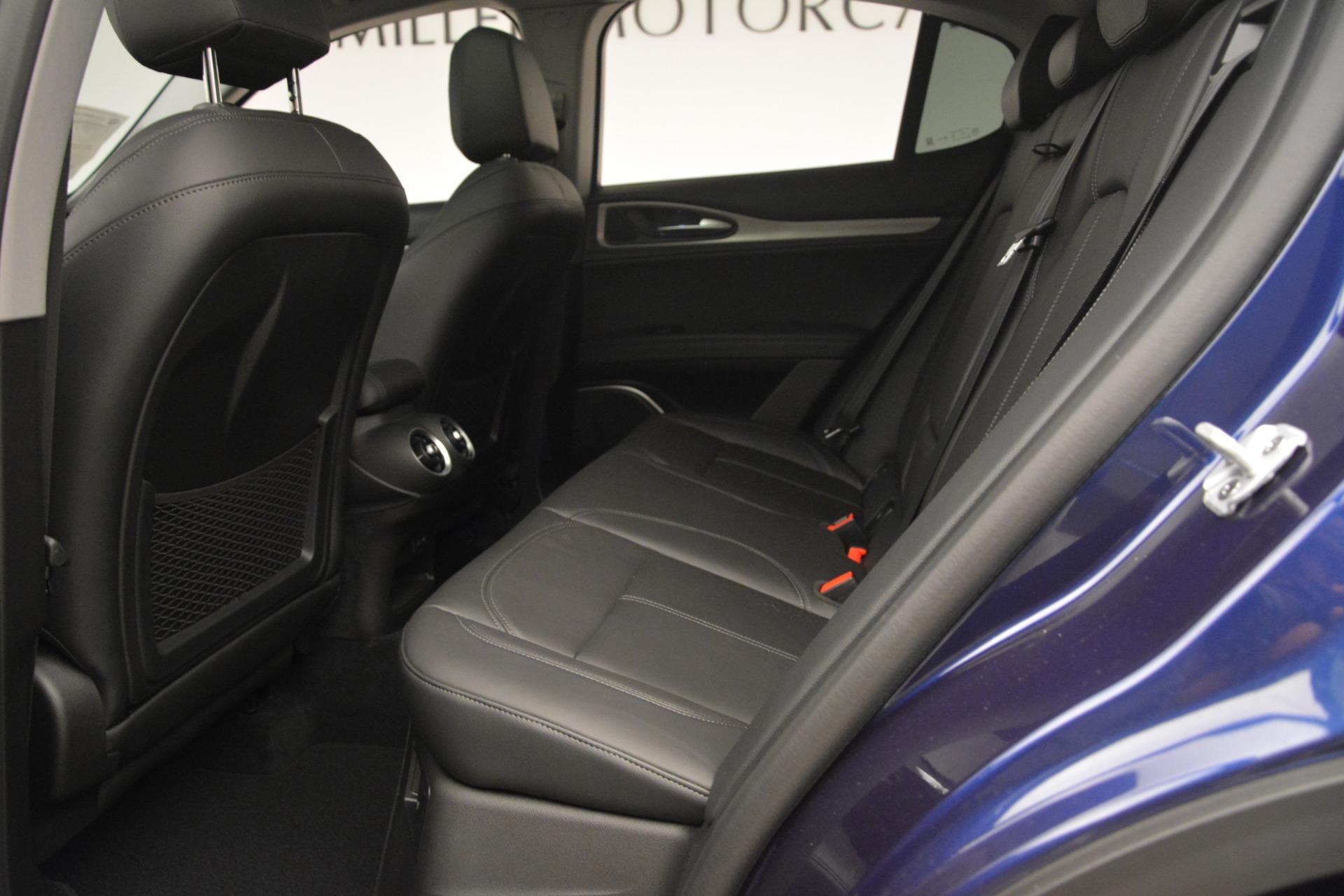 New 2019 Alfa Romeo Stelvio Q4 For Sale In Greenwich, CT 2652_p19