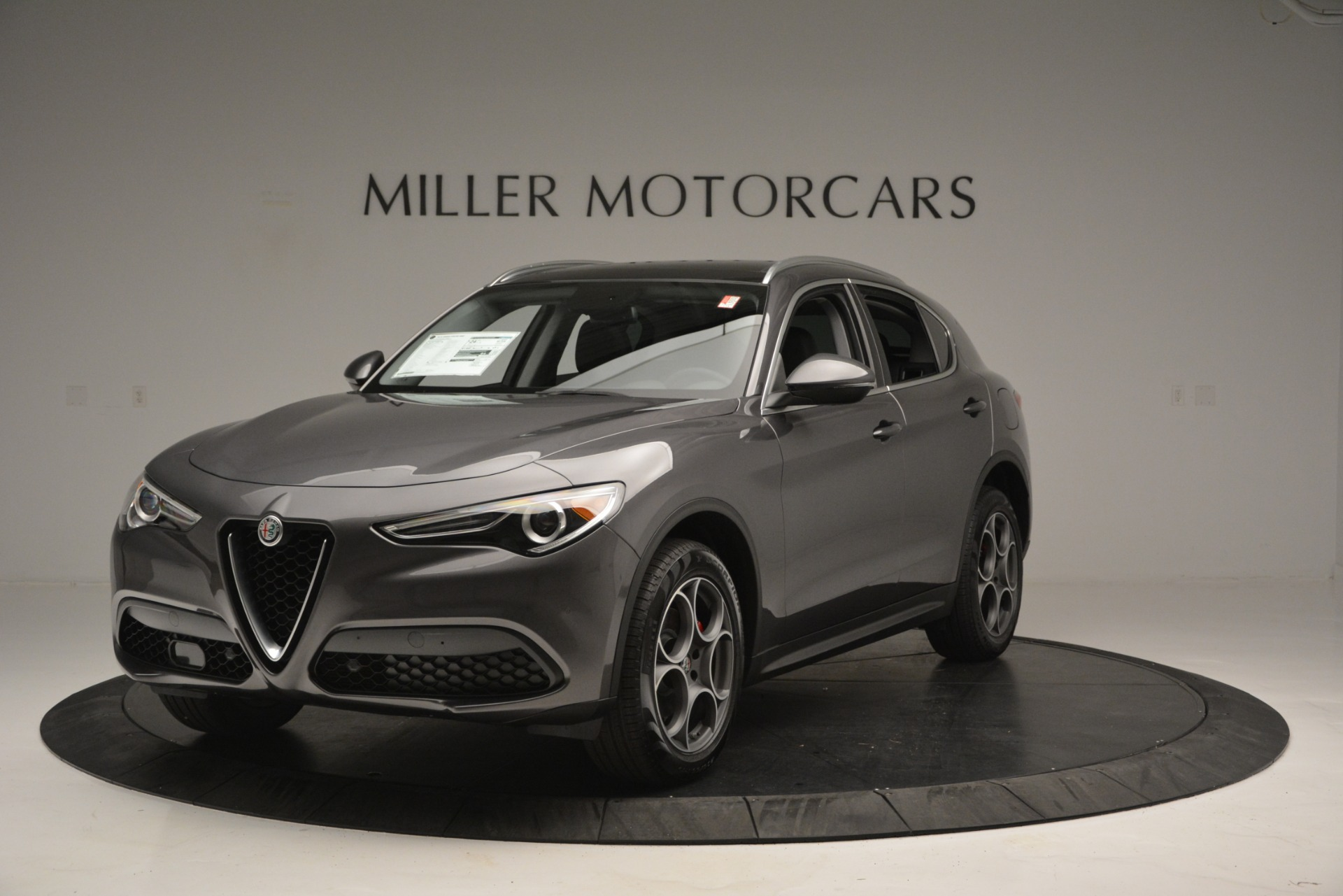 New 2019 Alfa Romeo Stelvio Q4 For Sale In Greenwich, CT