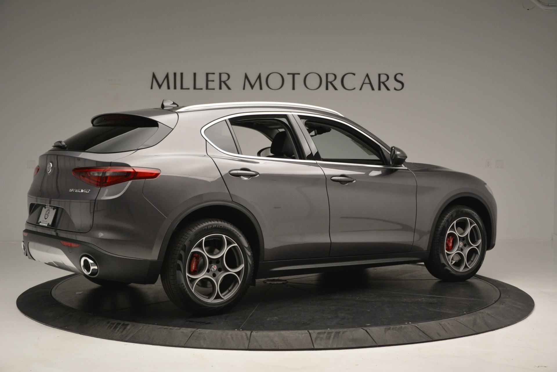 New 2019 Alfa Romeo Stelvio Q4 For Sale In Greenwich, CT 2653_p10