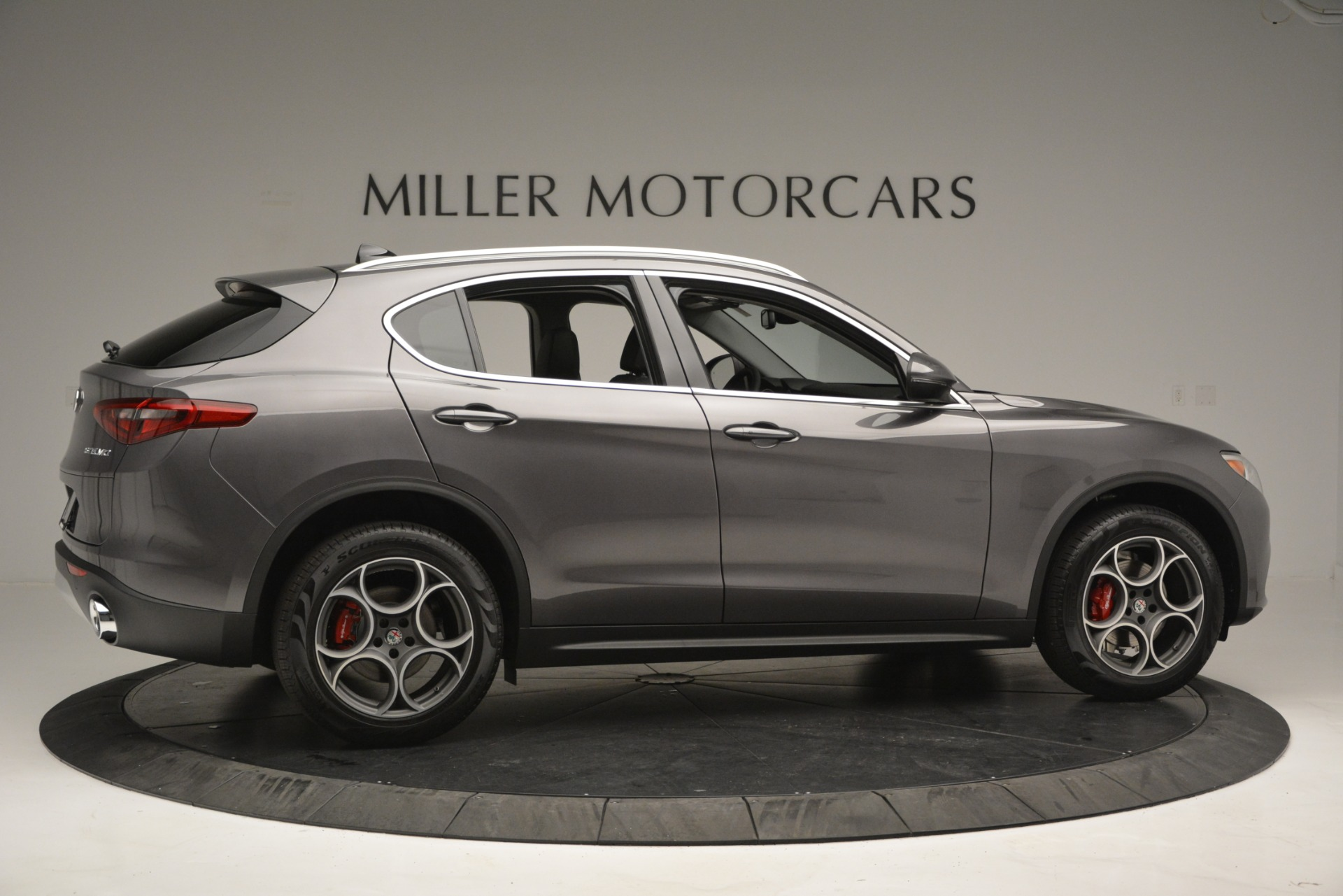 New 2019 Alfa Romeo Stelvio Q4 For Sale In Greenwich, CT 2653_p11
