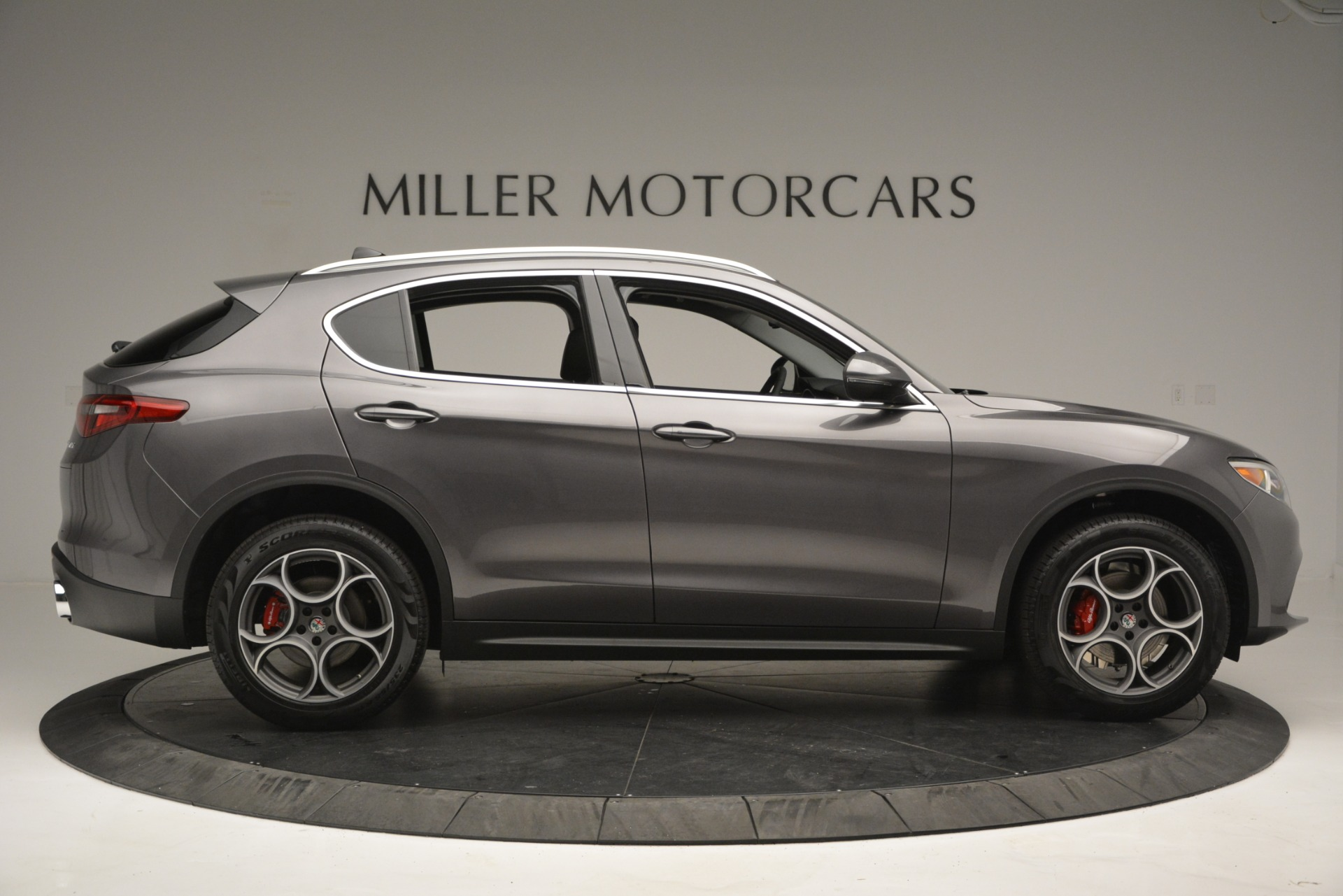 New 2019 Alfa Romeo Stelvio Q4 For Sale In Greenwich, CT 2653_p12