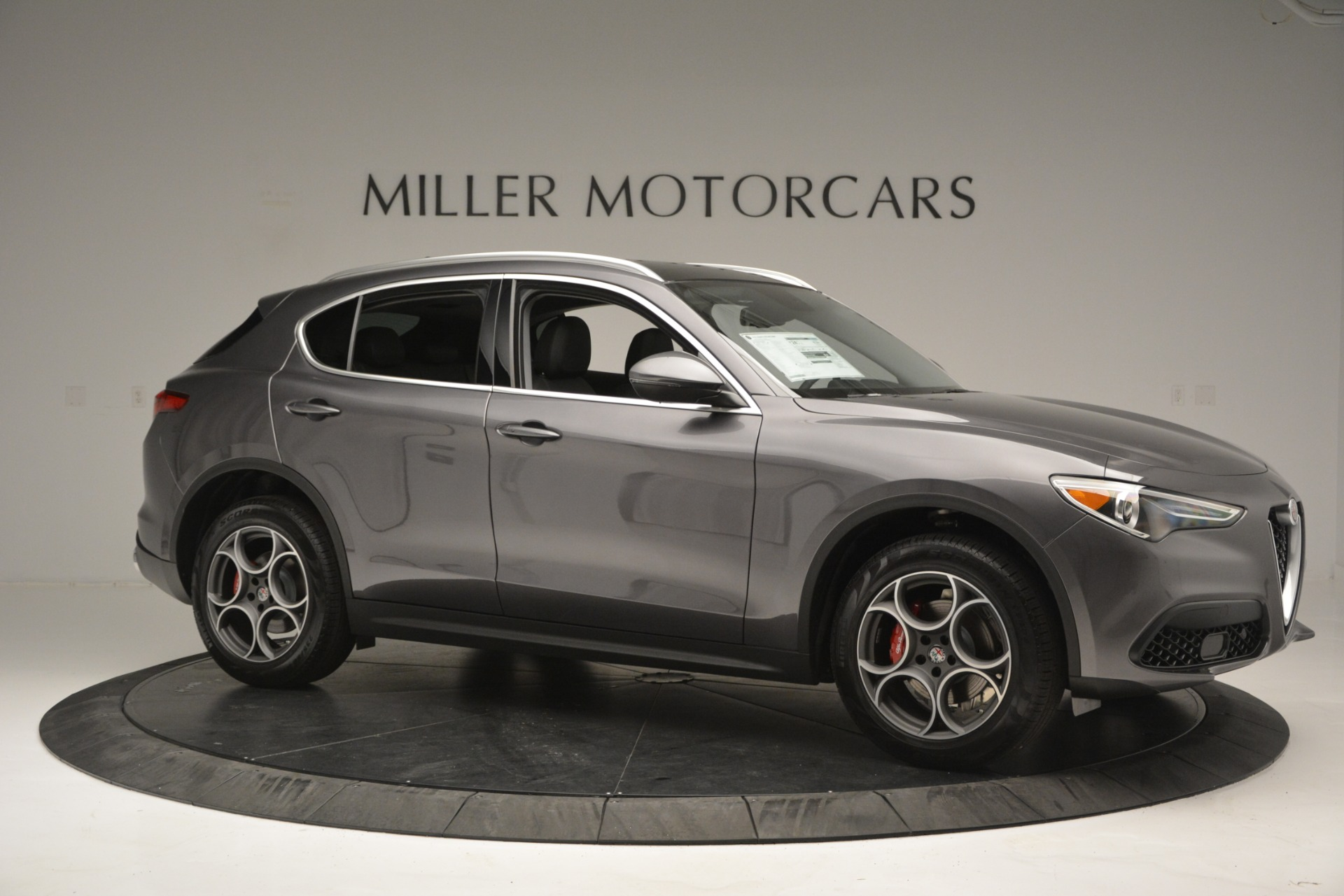 New 2019 Alfa Romeo Stelvio Q4 For Sale In Greenwich, CT 2653_p13
