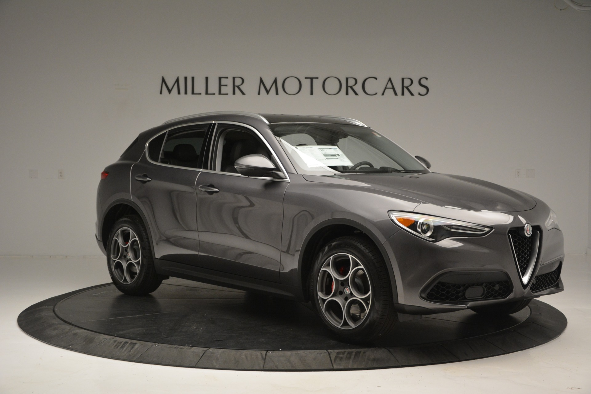 New 2019 Alfa Romeo Stelvio Q4 For Sale In Greenwich, CT 2653_p14