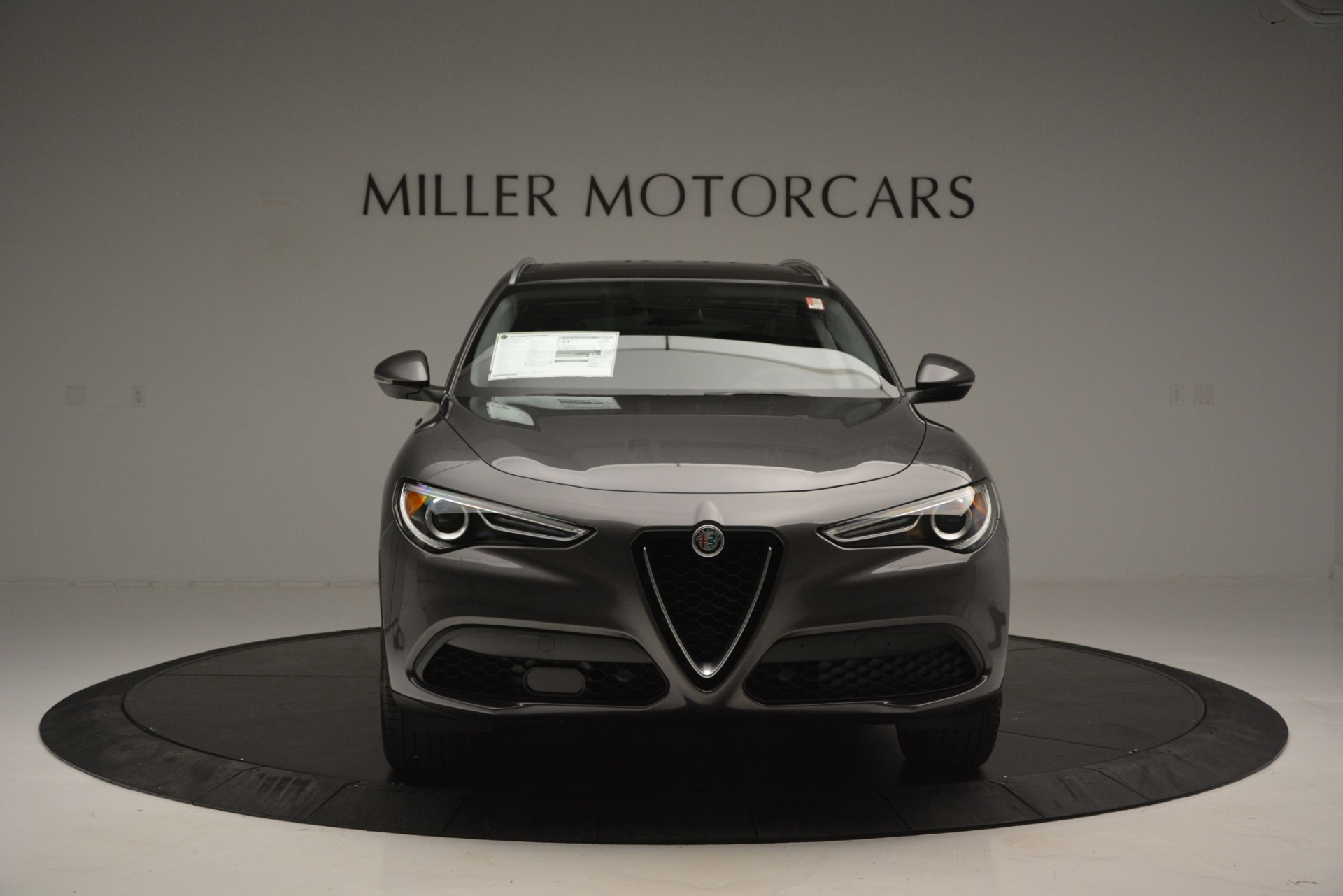 New 2019 Alfa Romeo Stelvio Q4 For Sale In Greenwich, CT 2653_p16