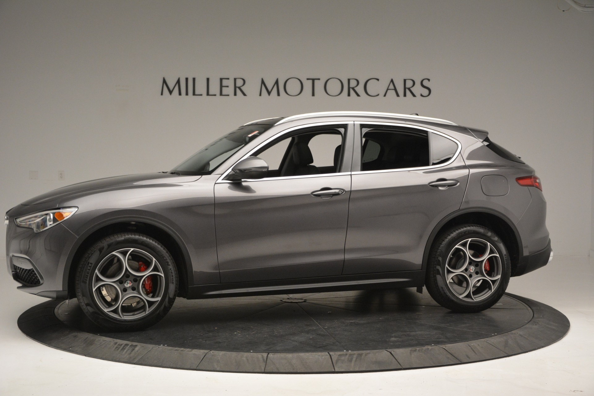 New 2019 Alfa Romeo Stelvio Q4 For Sale In Greenwich, CT 2653_p3