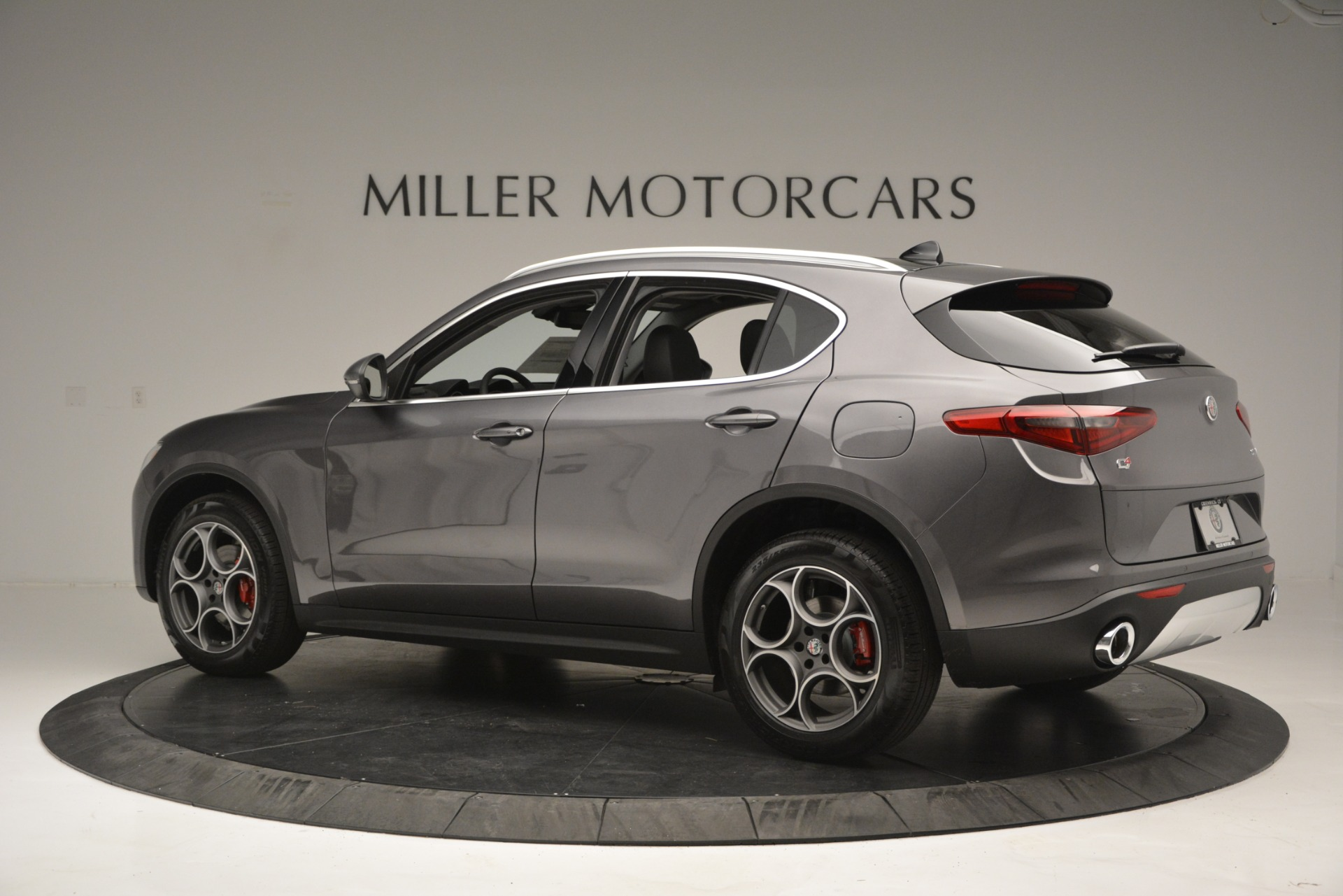 New 2019 Alfa Romeo Stelvio Q4 For Sale In Greenwich, CT 2653_p5