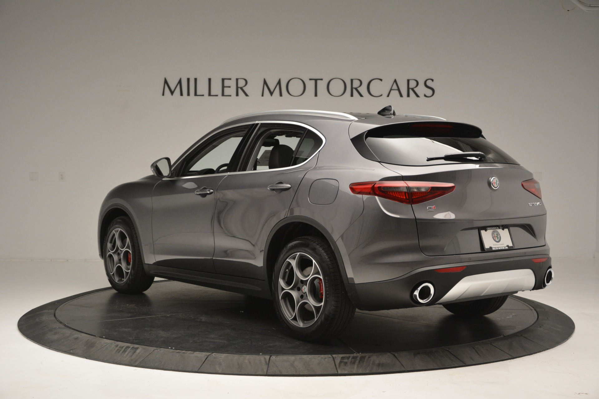 New 2019 Alfa Romeo Stelvio Q4 For Sale In Greenwich, CT 2653_p6