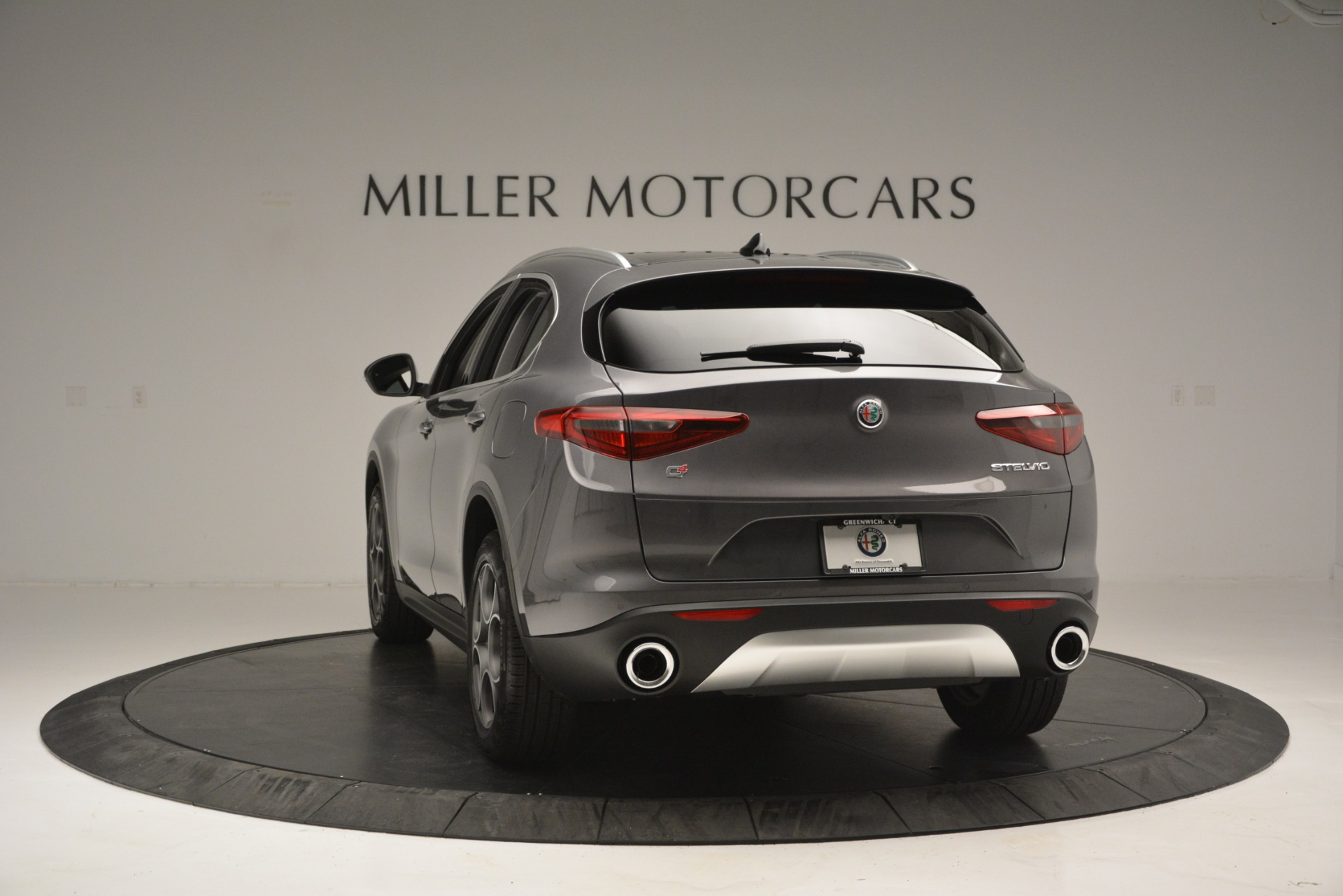 New 2019 Alfa Romeo Stelvio Q4 For Sale In Greenwich, CT 2653_p7
