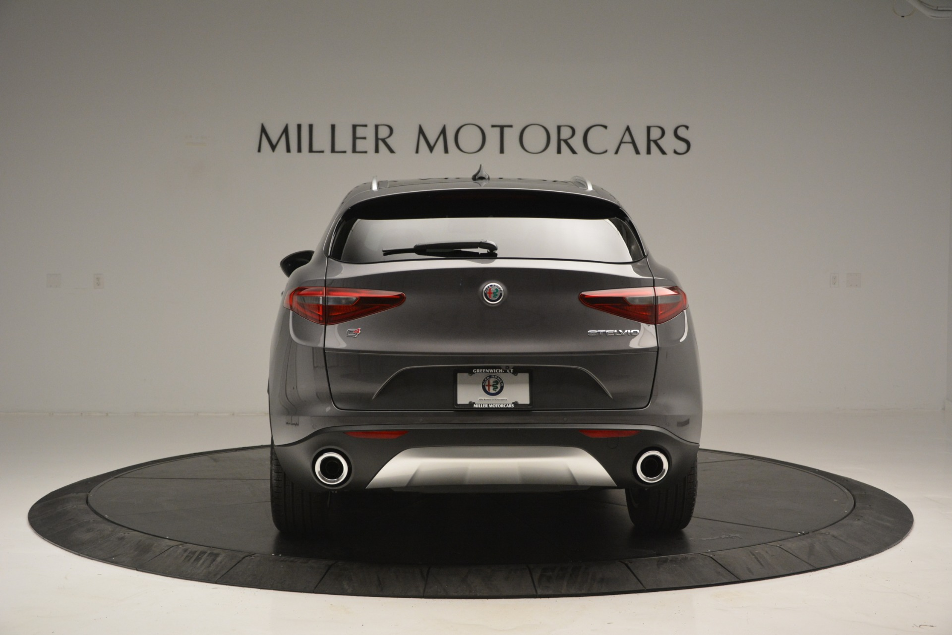 New 2019 Alfa Romeo Stelvio Q4 For Sale In Greenwich, CT 2653_p8
