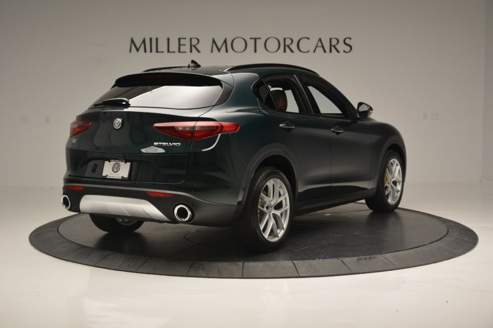 New 2019 Alfa Romeo Stelvio Sport Q4 For Sale In Greenwich, CT 2655_p8