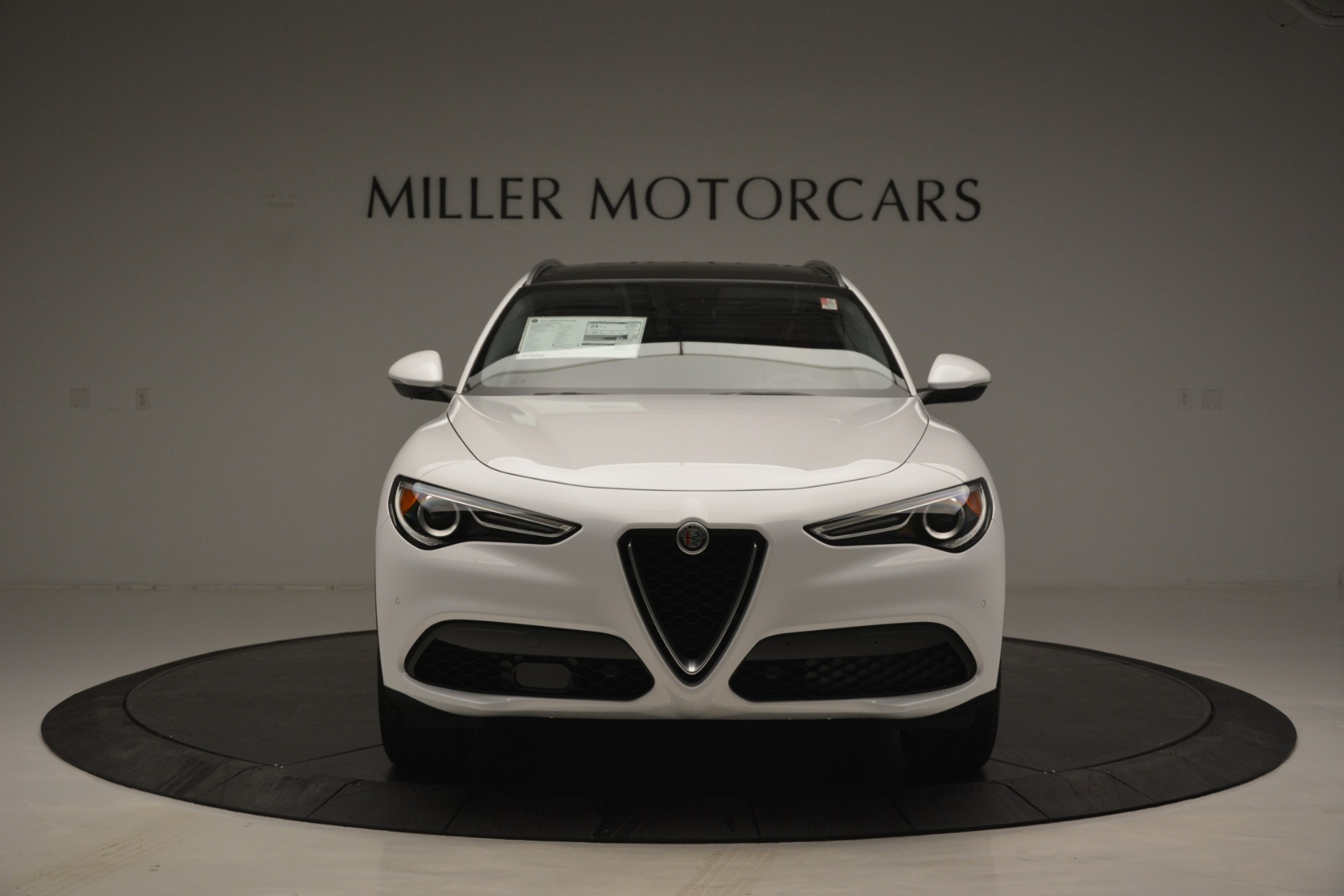 New 2019 Alfa Romeo Stelvio Q4 For Sale In Greenwich, CT 2657_p12