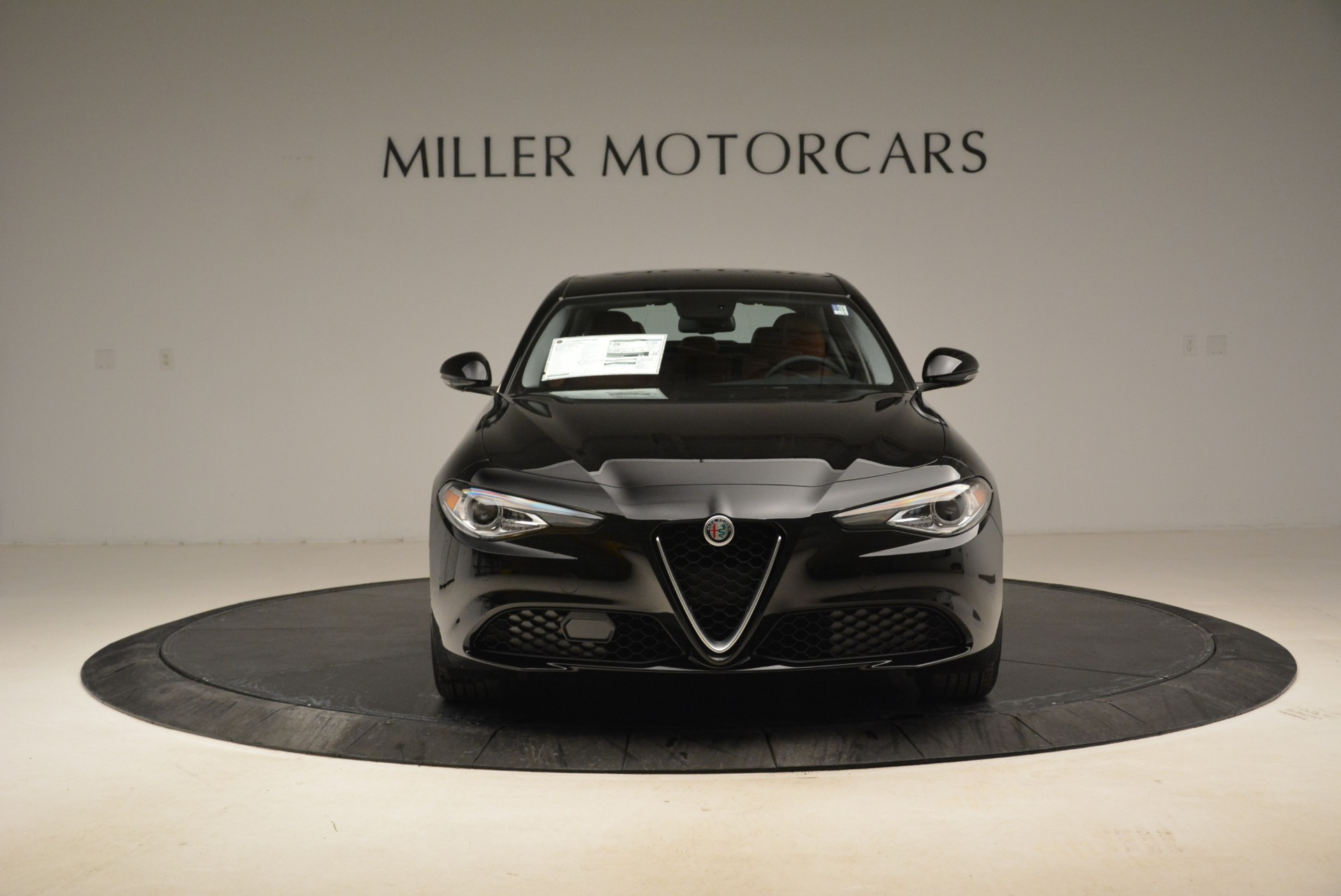 New 2019 Alfa Romeo Giulia Q4 For Sale In Greenwich, CT 2665_p12