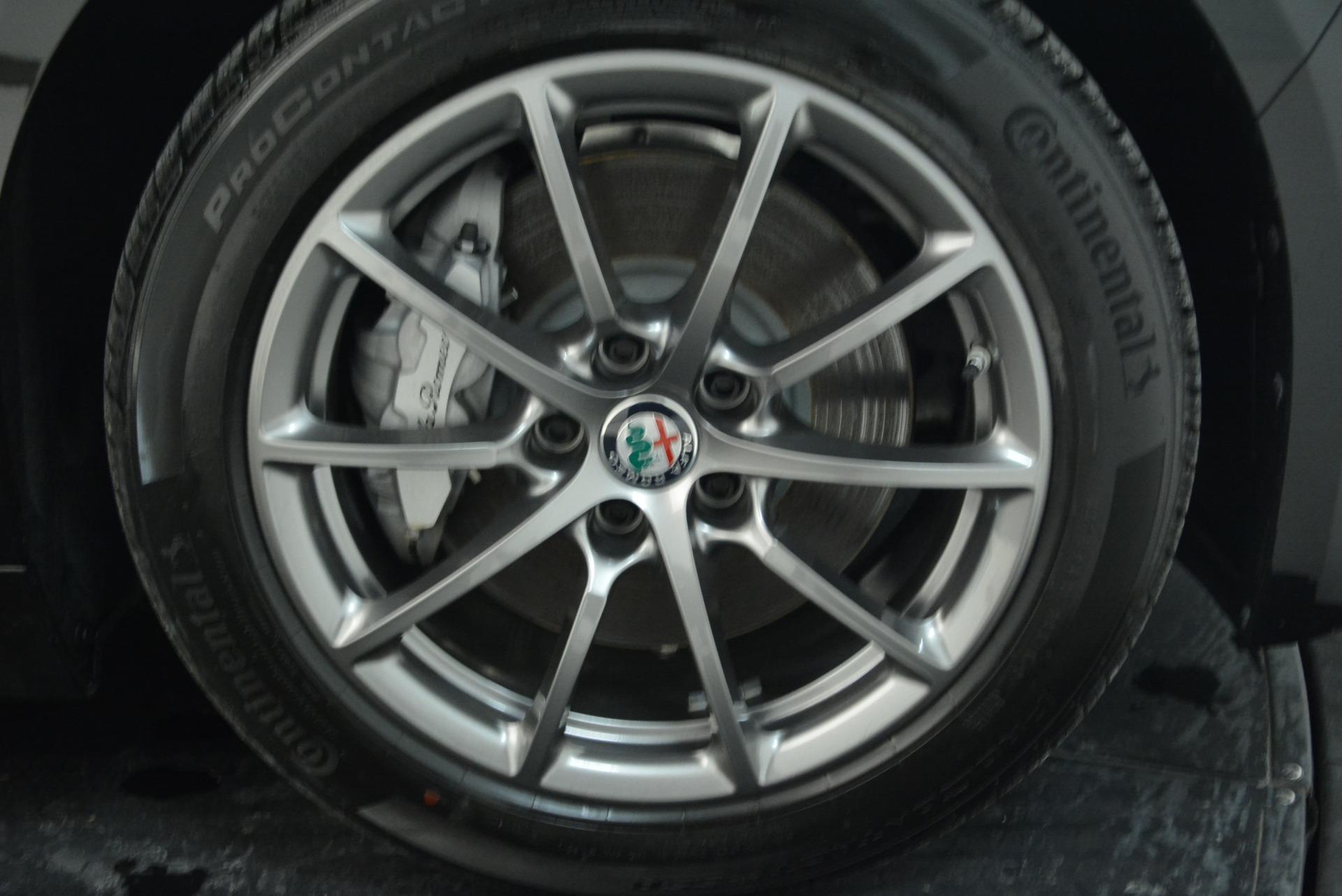 New 2019 Alfa Romeo Giulia Q4 For Sale In Greenwich, CT 2665_p22