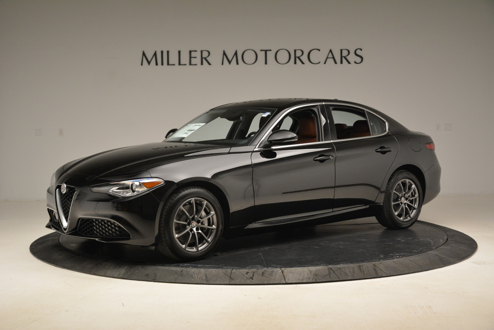 New 2019 Alfa Romeo Giulia Q4 For Sale In Greenwich, CT 2665_p2