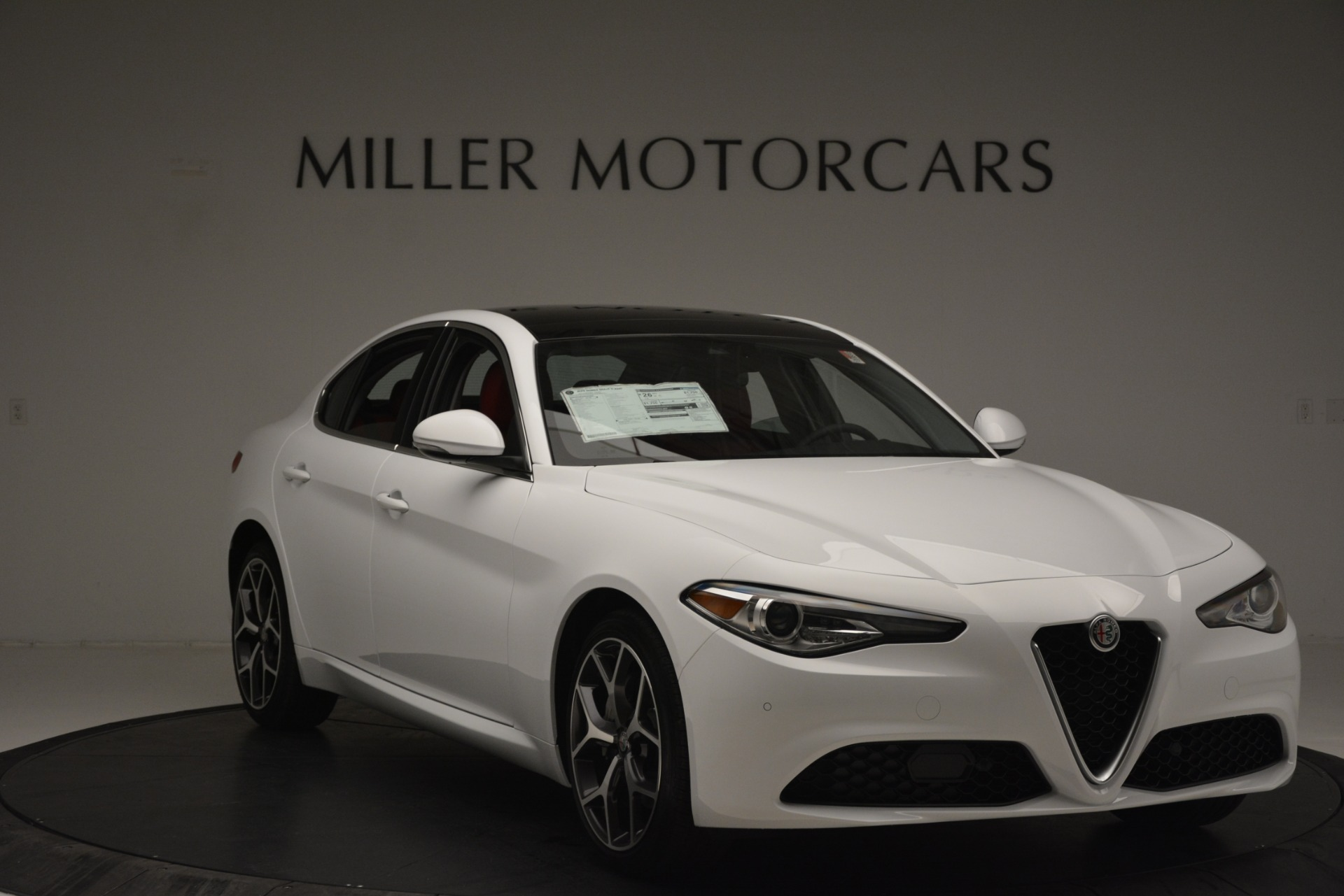 New 2019 Alfa Romeo Giulia Ti Q4 For Sale In Greenwich, CT 2667_p11