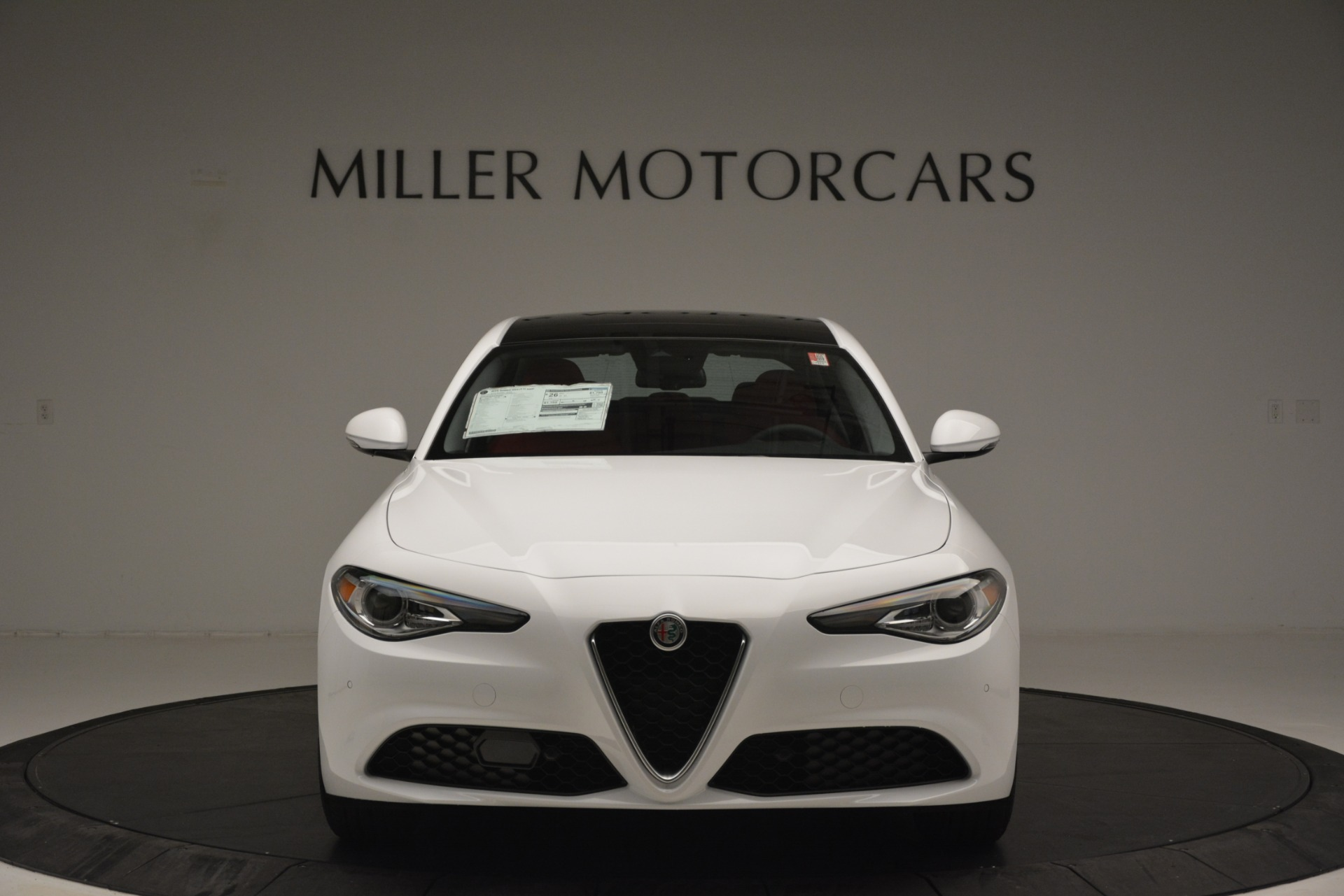 New 2019 Alfa Romeo Giulia Ti Q4 For Sale In Greenwich, CT 2667_p12