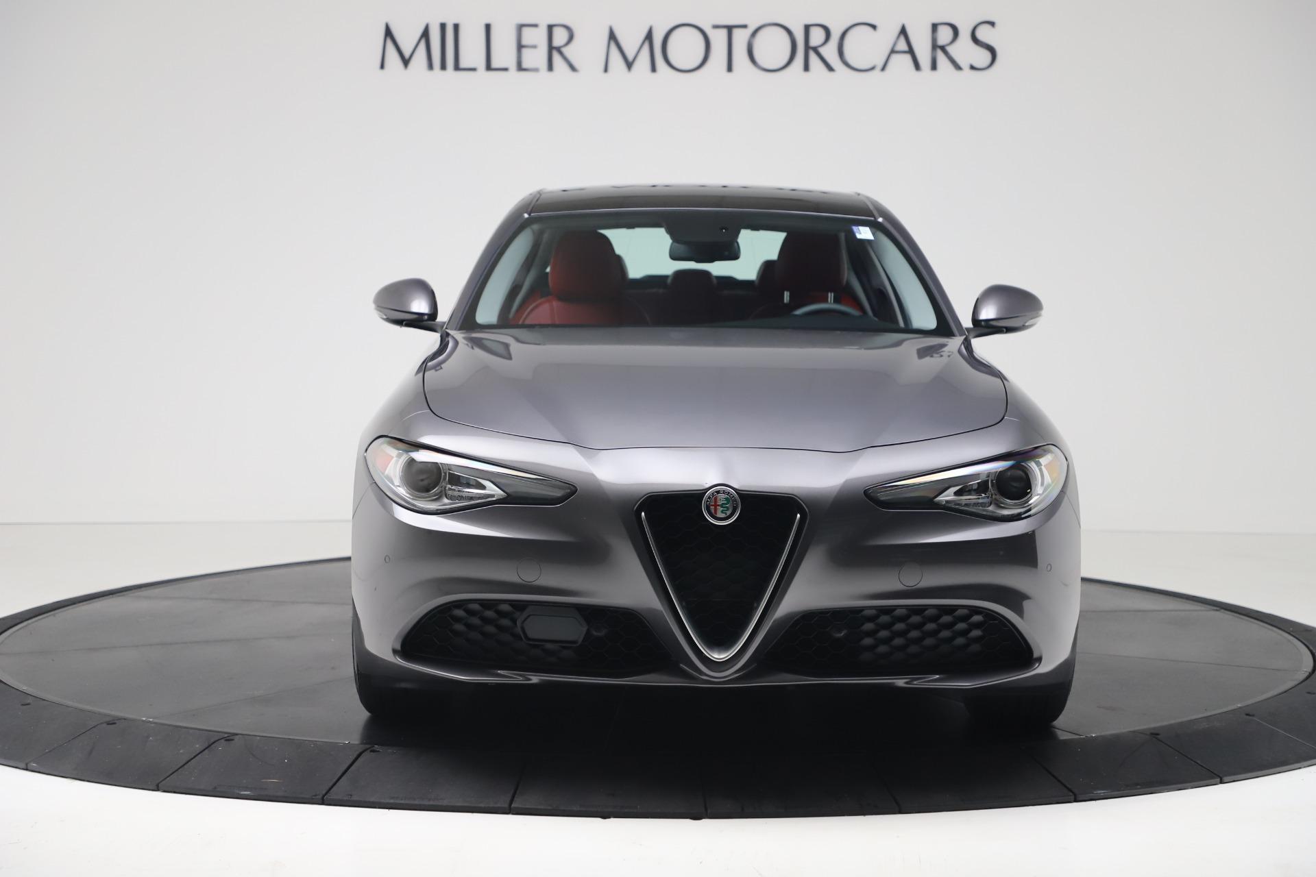 New 2019 Alfa Romeo Giulia Q4 For Sale In Greenwich, CT 2669_p12