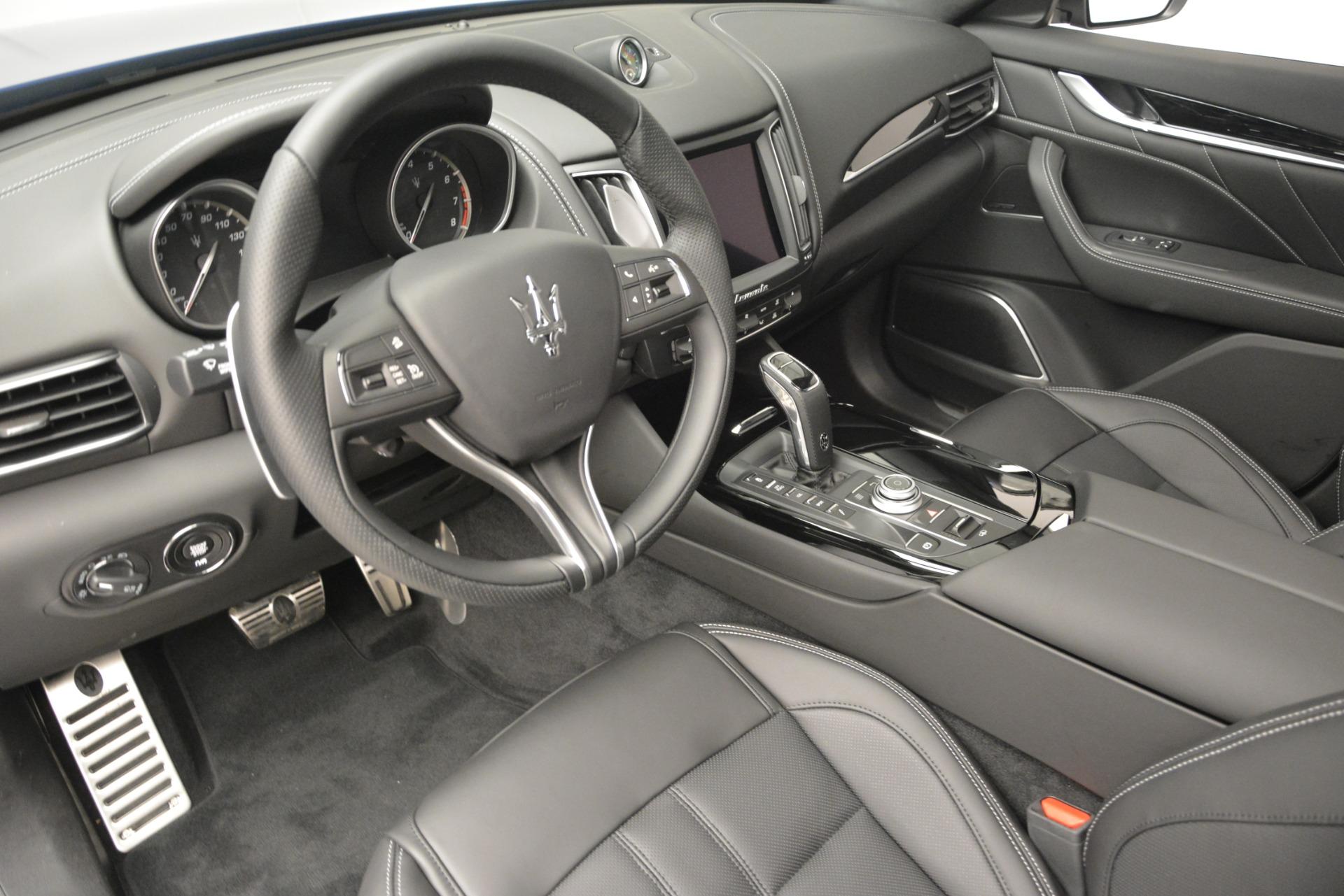New 2019 Maserati Levante Q4 GranSport For Sale In Greenwich, CT 2670_p20