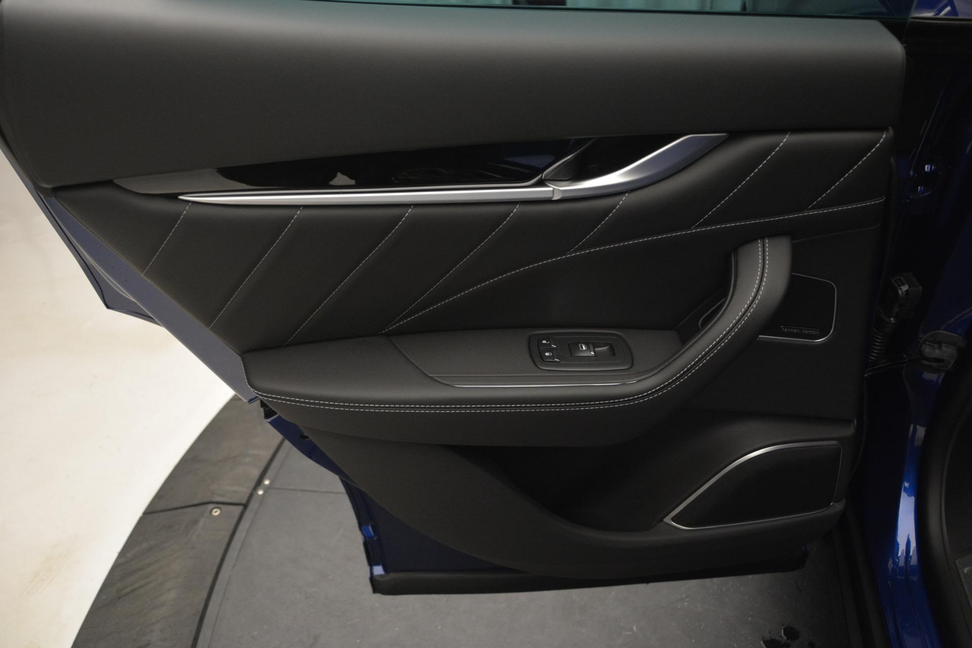 New 2019 Maserati Levante Q4 GranSport For Sale In Greenwich, CT 2670_p24
