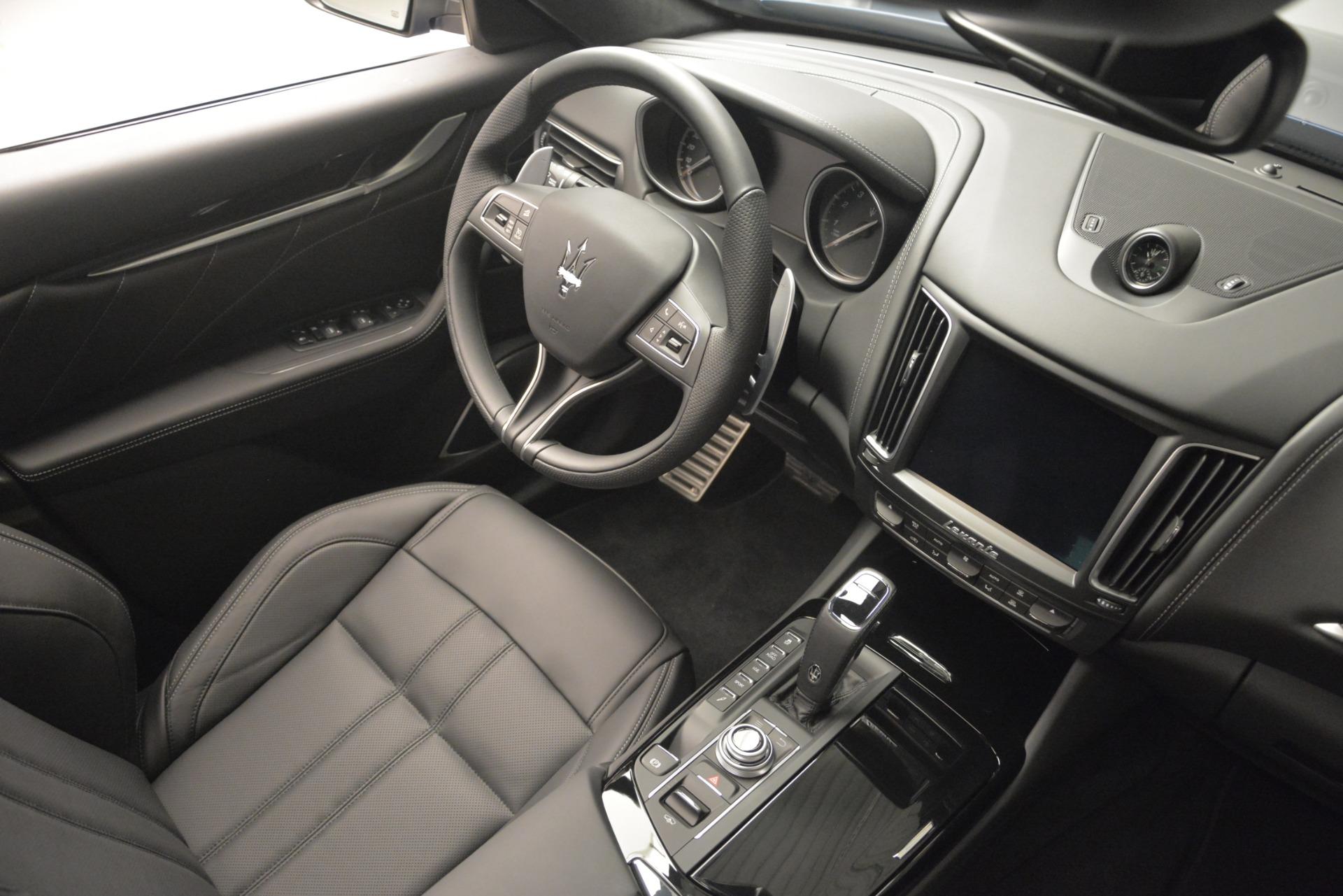 New 2019 Maserati Levante Q4 GranSport For Sale In Greenwich, CT 2670_p25