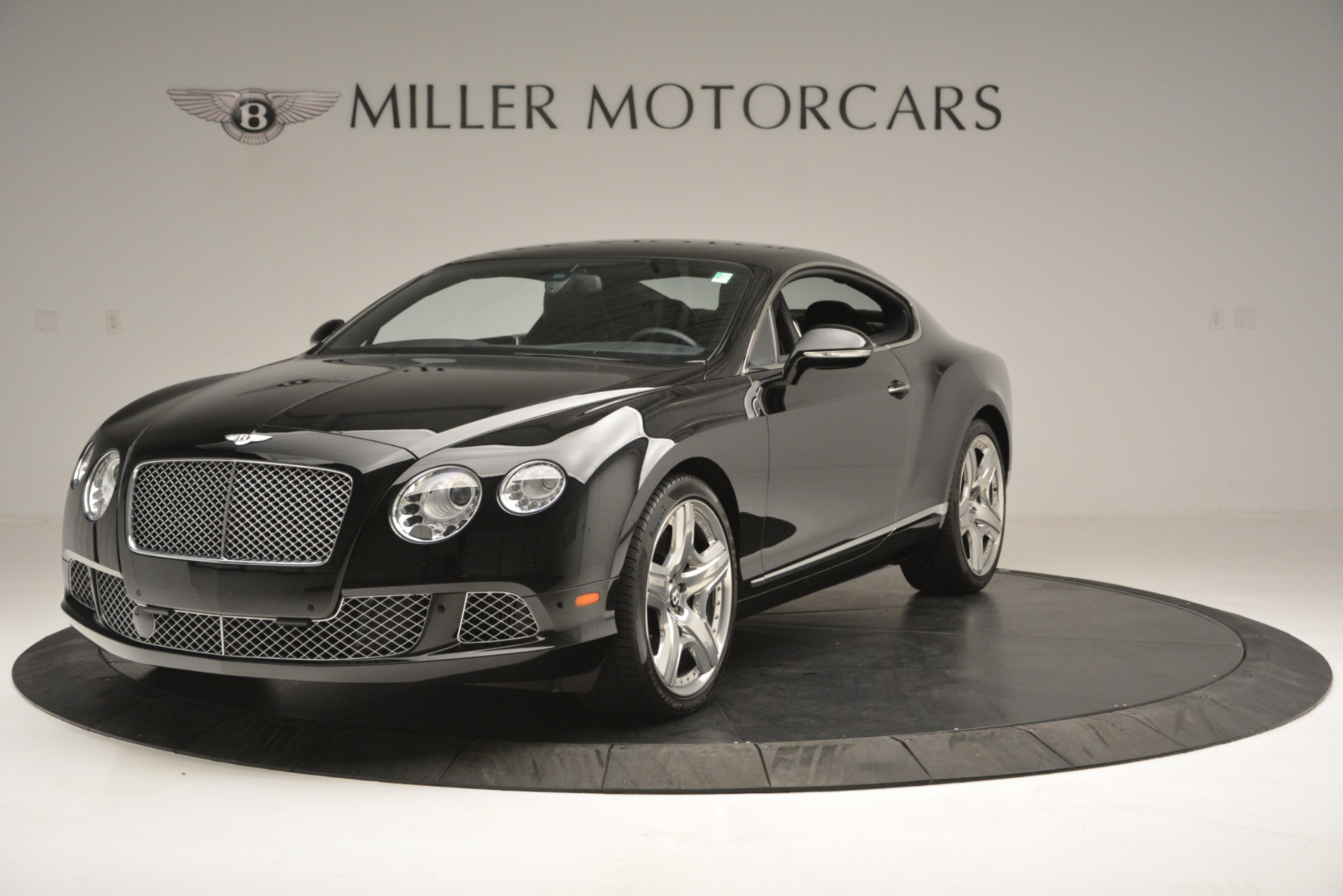 Used 2012 Bentley Continental GT W12 For Sale In Greenwich, CT 2671_main