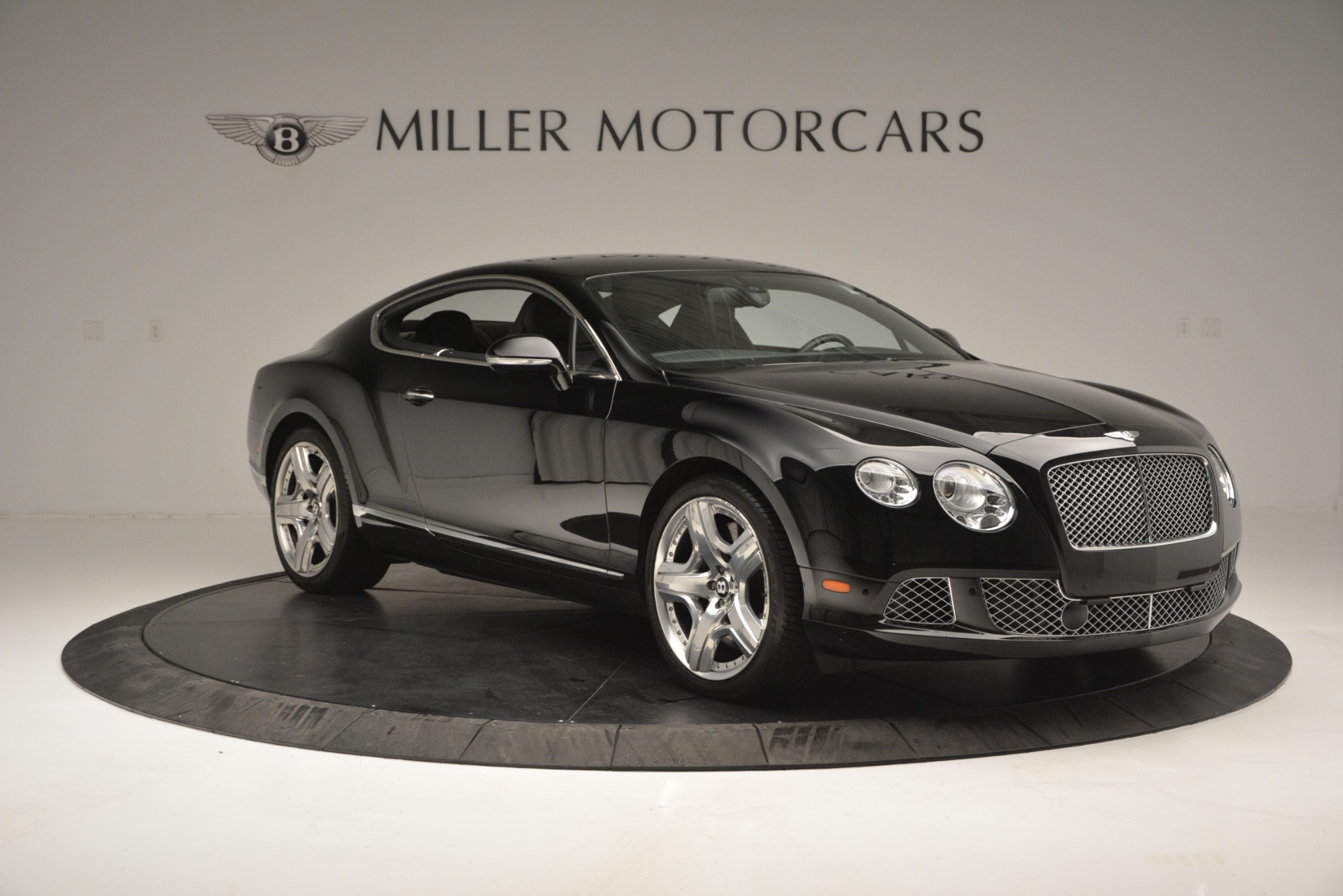 Used 2012 Bentley Continental GT W12 For Sale In Greenwich, CT 2671_p12