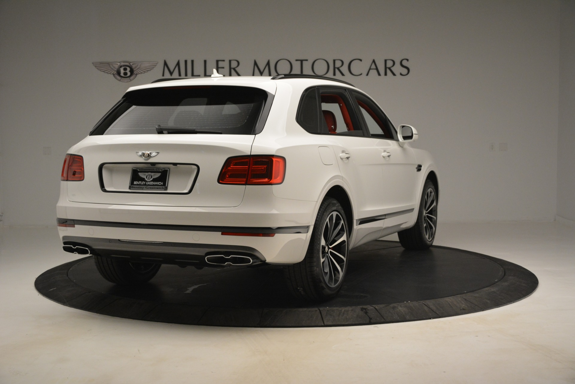 New 2019 Bentley Bentayga V8 For Sale In Greenwich, CT 2673_p7