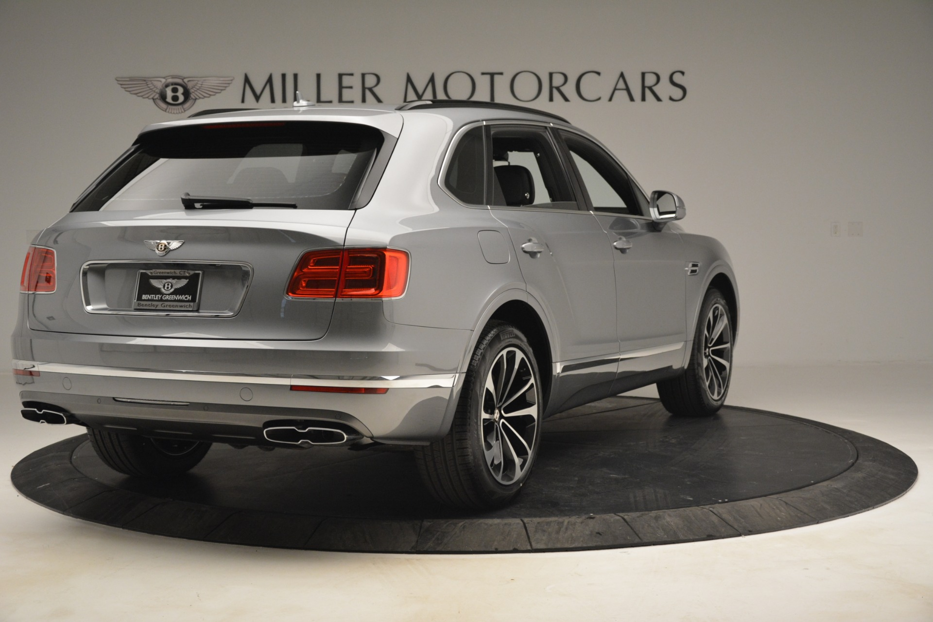 New 2019 Bentley Bentayga V8 For Sale In Greenwich, CT 2674_p7