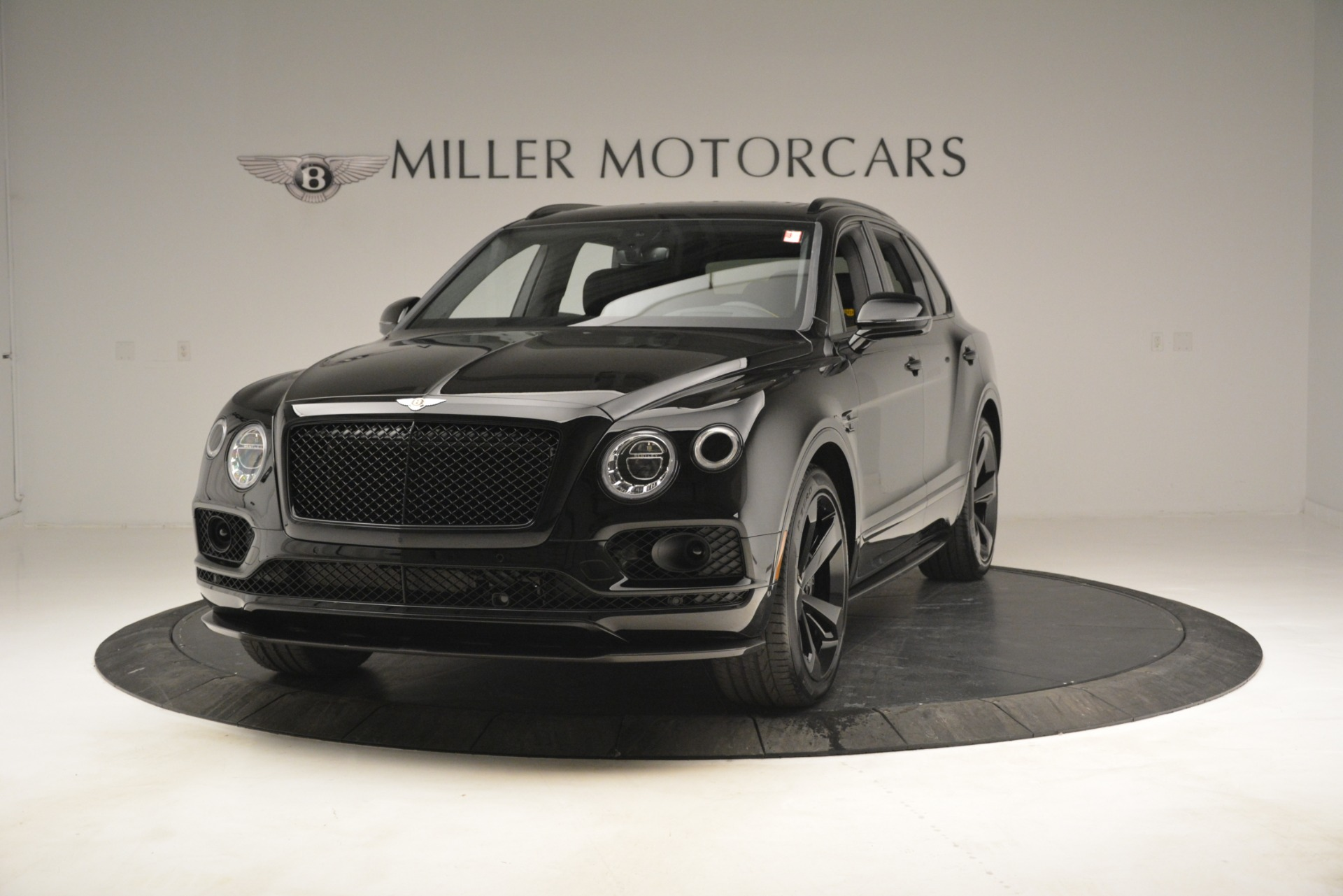 New 2019 Bentley Bentayga V8 For Sale In Greenwich, CT 2675_main
