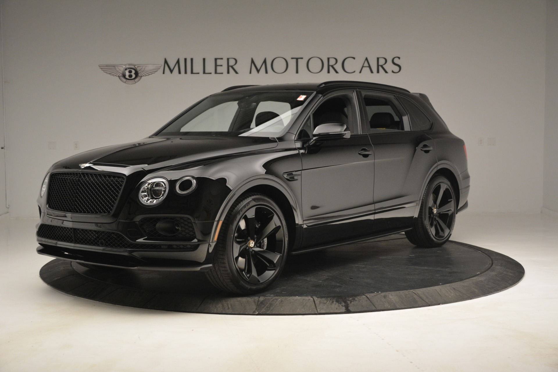New 2019 Bentley Bentayga V8 For Sale In Greenwich, CT 2675_p2