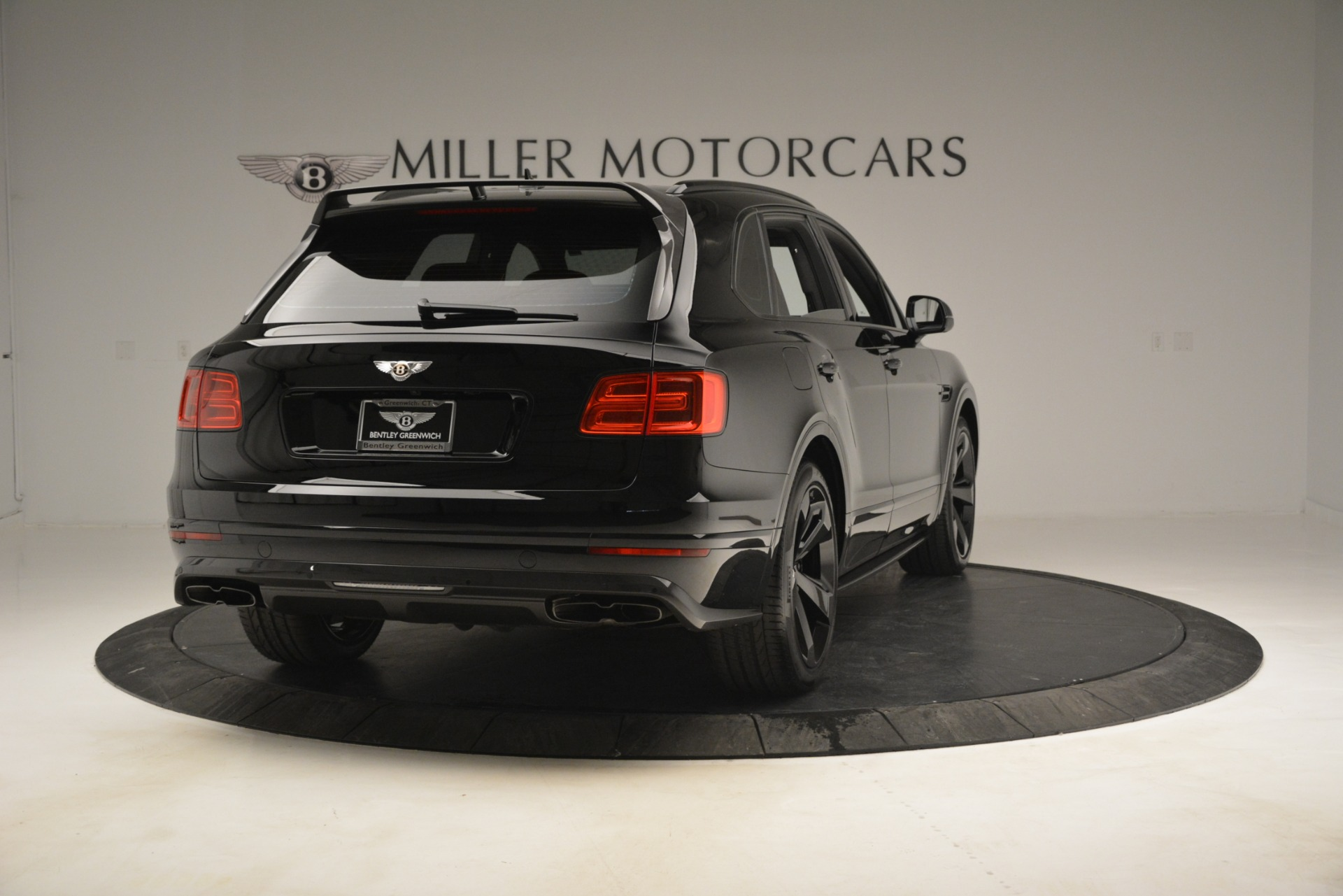 New 2019 Bentley Bentayga V8 For Sale In Greenwich, CT 2675_p7
