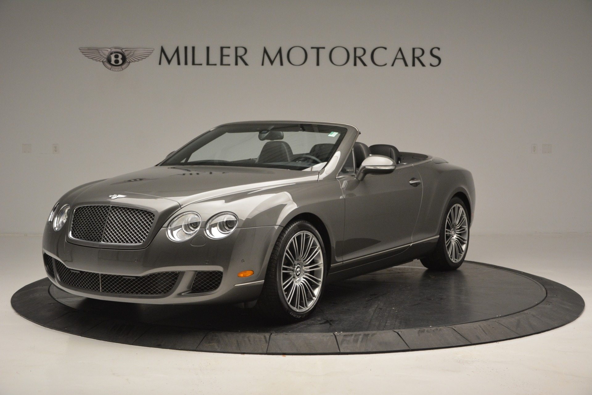 Used 2010 Bentley Continental GT Speed For Sale In Greenwich, CT 2677_main