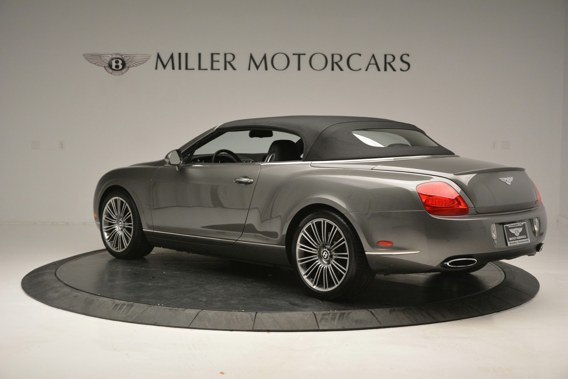 Used 2010 Bentley Continental GT Speed For Sale In Greenwich, CT 2677_p13