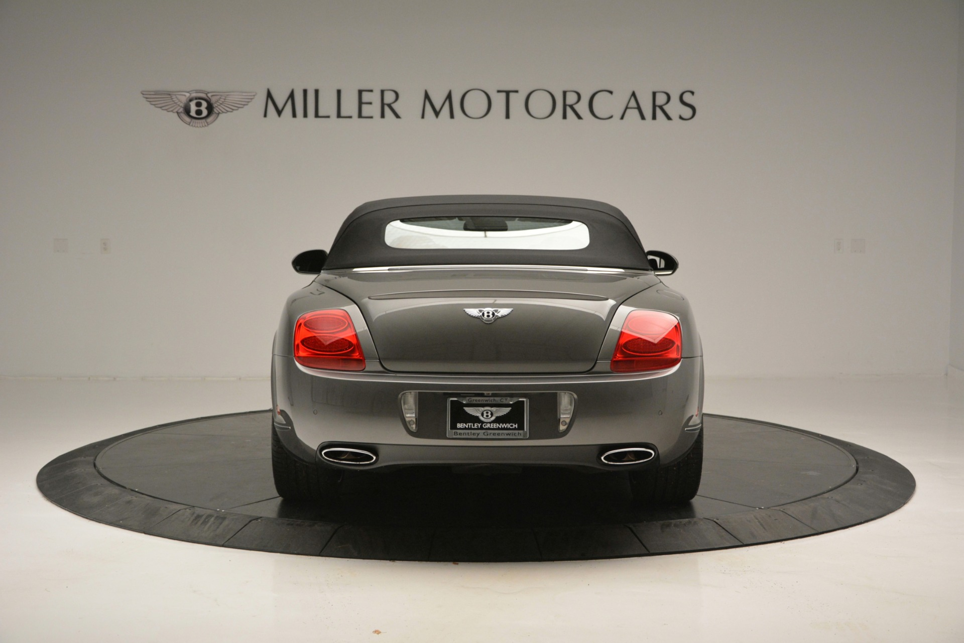 Used 2010 Bentley Continental GT Speed For Sale In Greenwich, CT 2677_p14