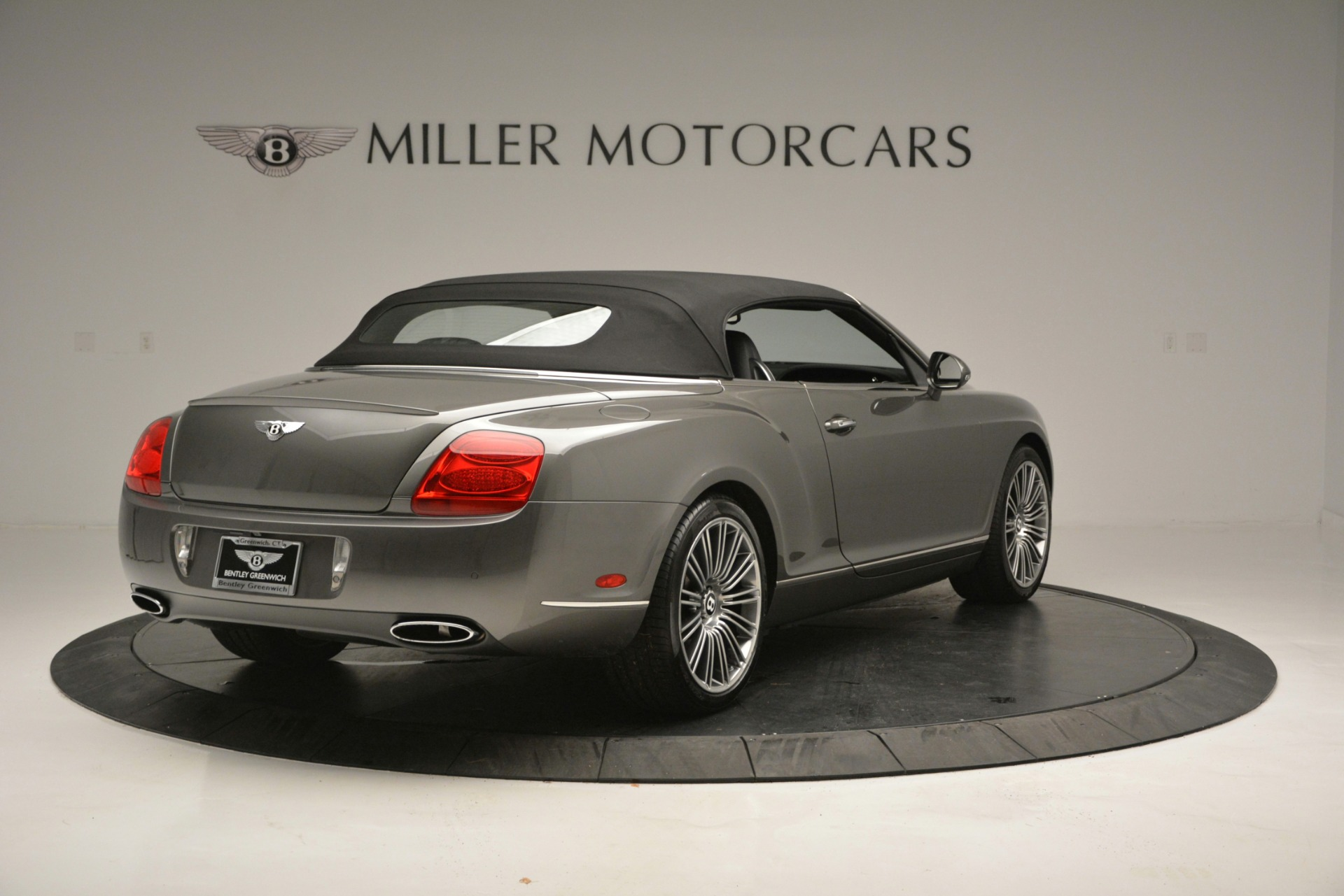 Used 2010 Bentley Continental GT Speed For Sale In Greenwich, CT 2677_p15