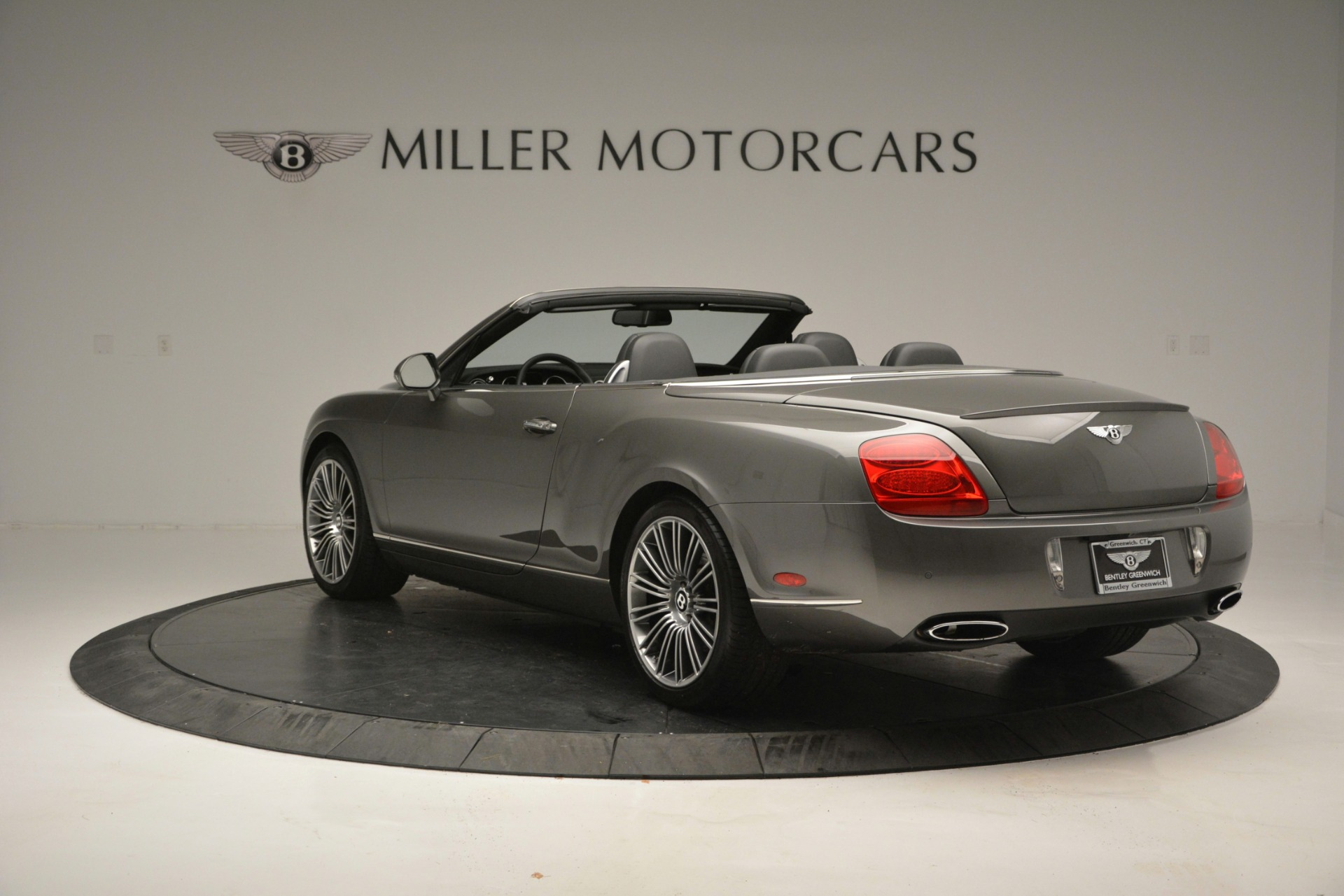 Used 2010 Bentley Continental GT Speed For Sale In Greenwich, CT 2677_p4