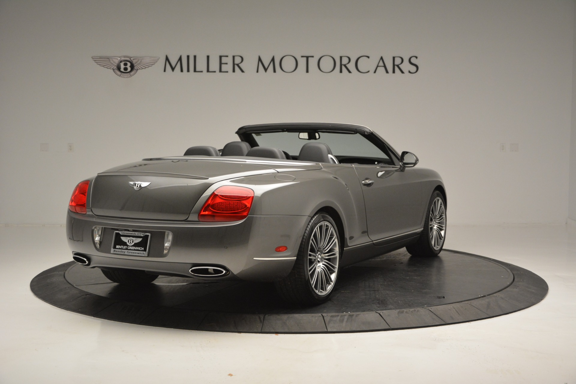 Used 2010 Bentley Continental GT Speed For Sale In Greenwich, CT 2677_p6