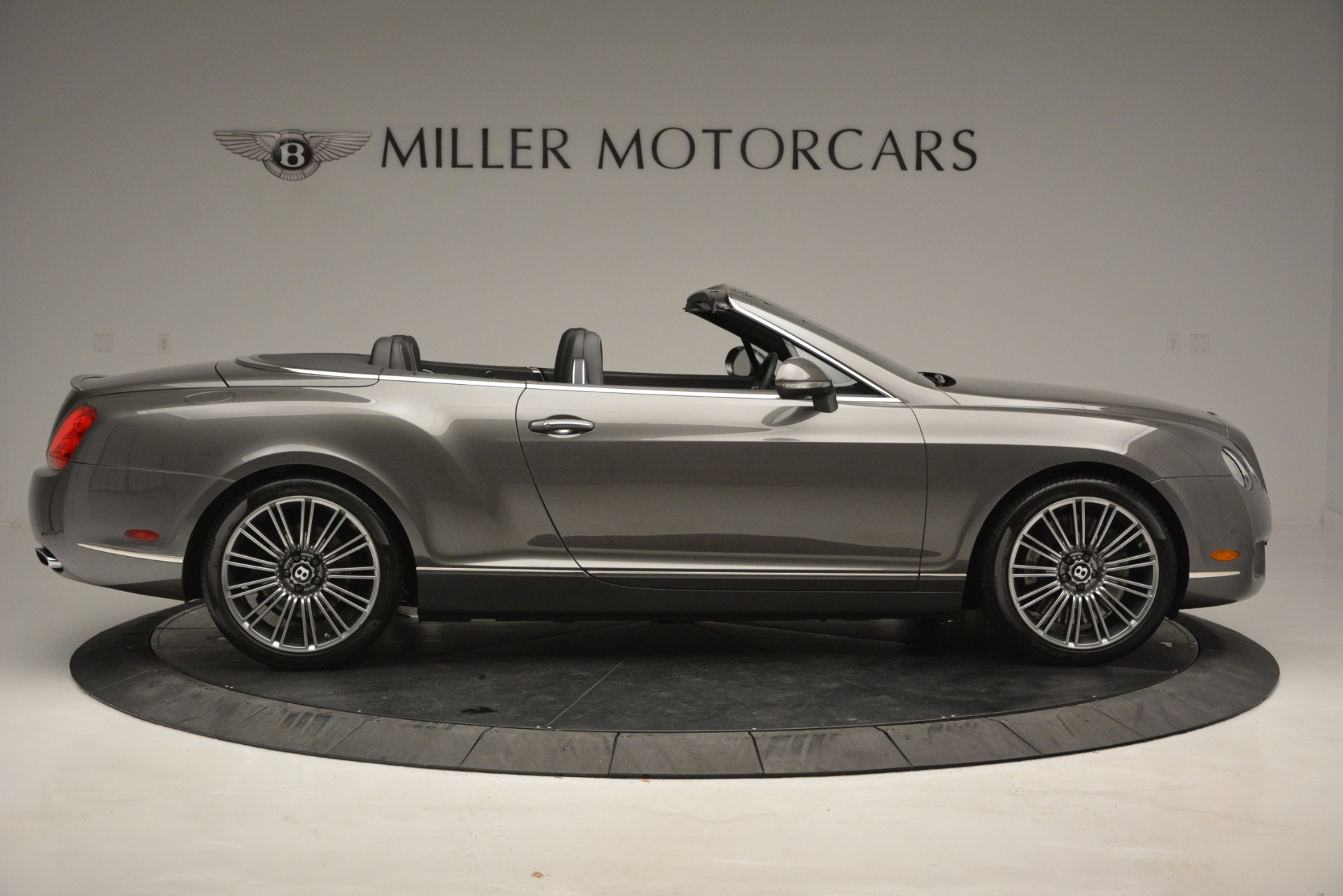 Used 2010 Bentley Continental GT Speed For Sale In Greenwich, CT 2677_p7