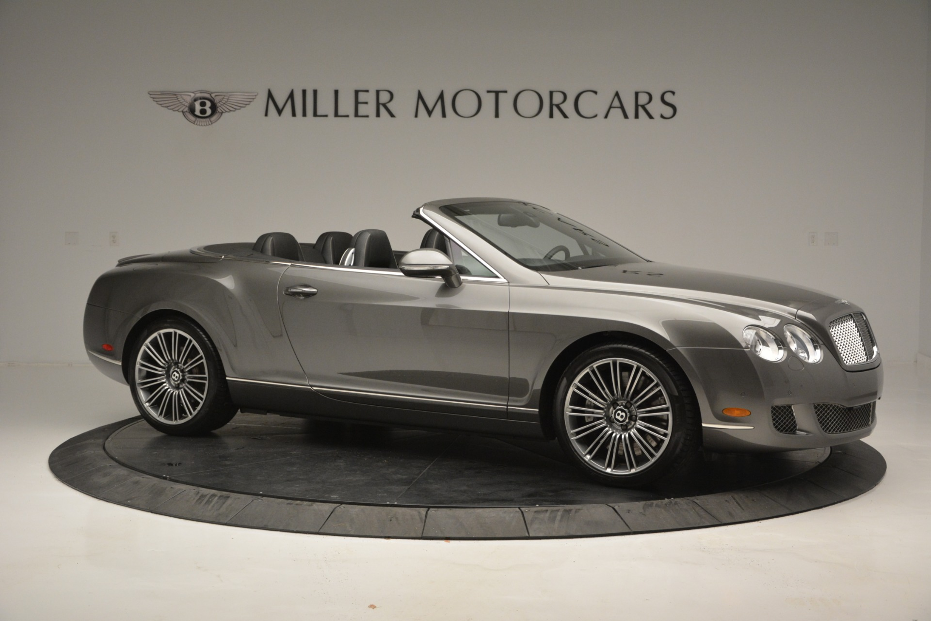 Used 2010 Bentley Continental GT Speed For Sale In Greenwich, CT 2677_p8